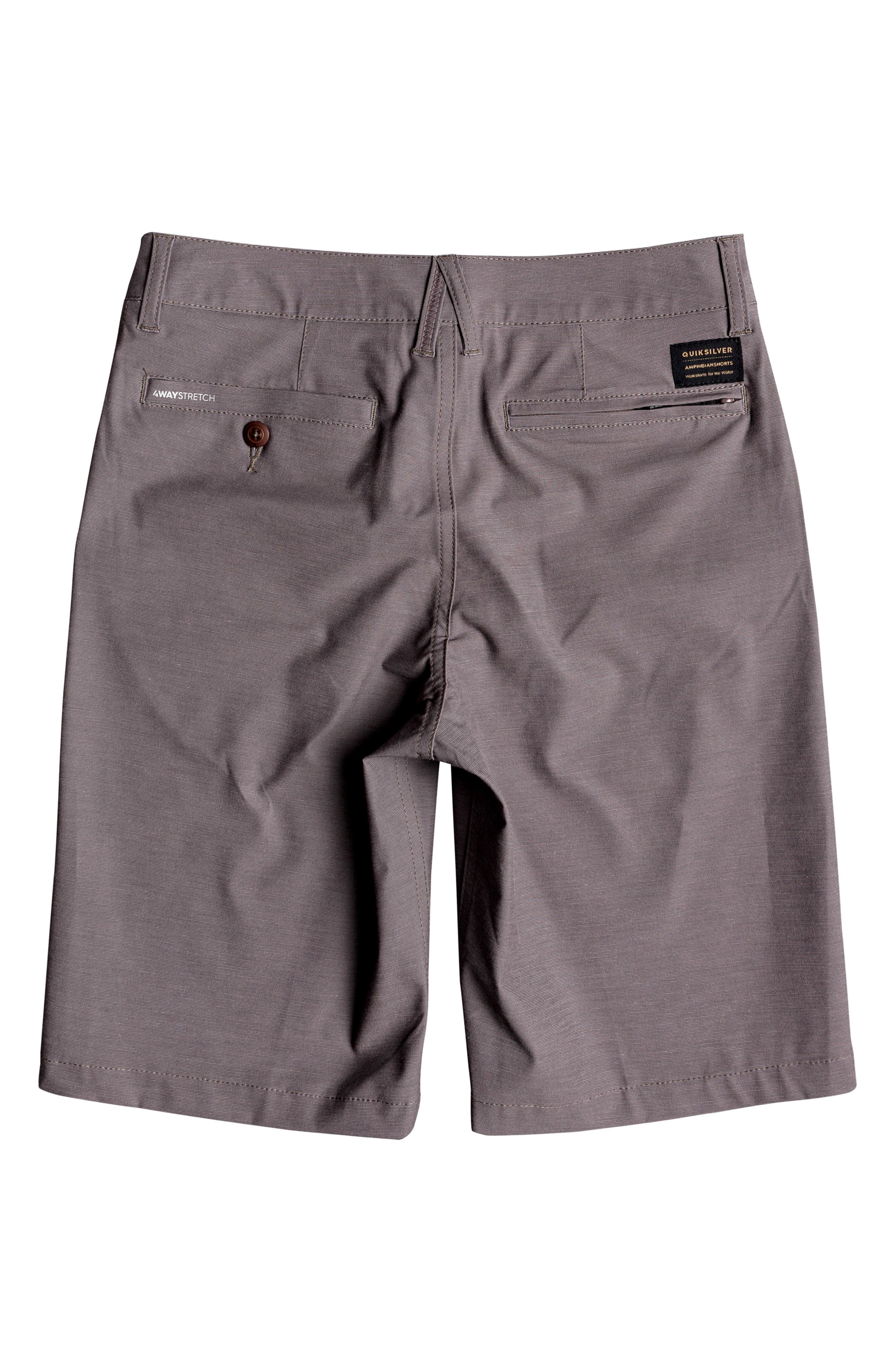 Union Heather Amphibian Hybrid Shorts,                             Alternate thumbnail 2, color,                             FALCON
