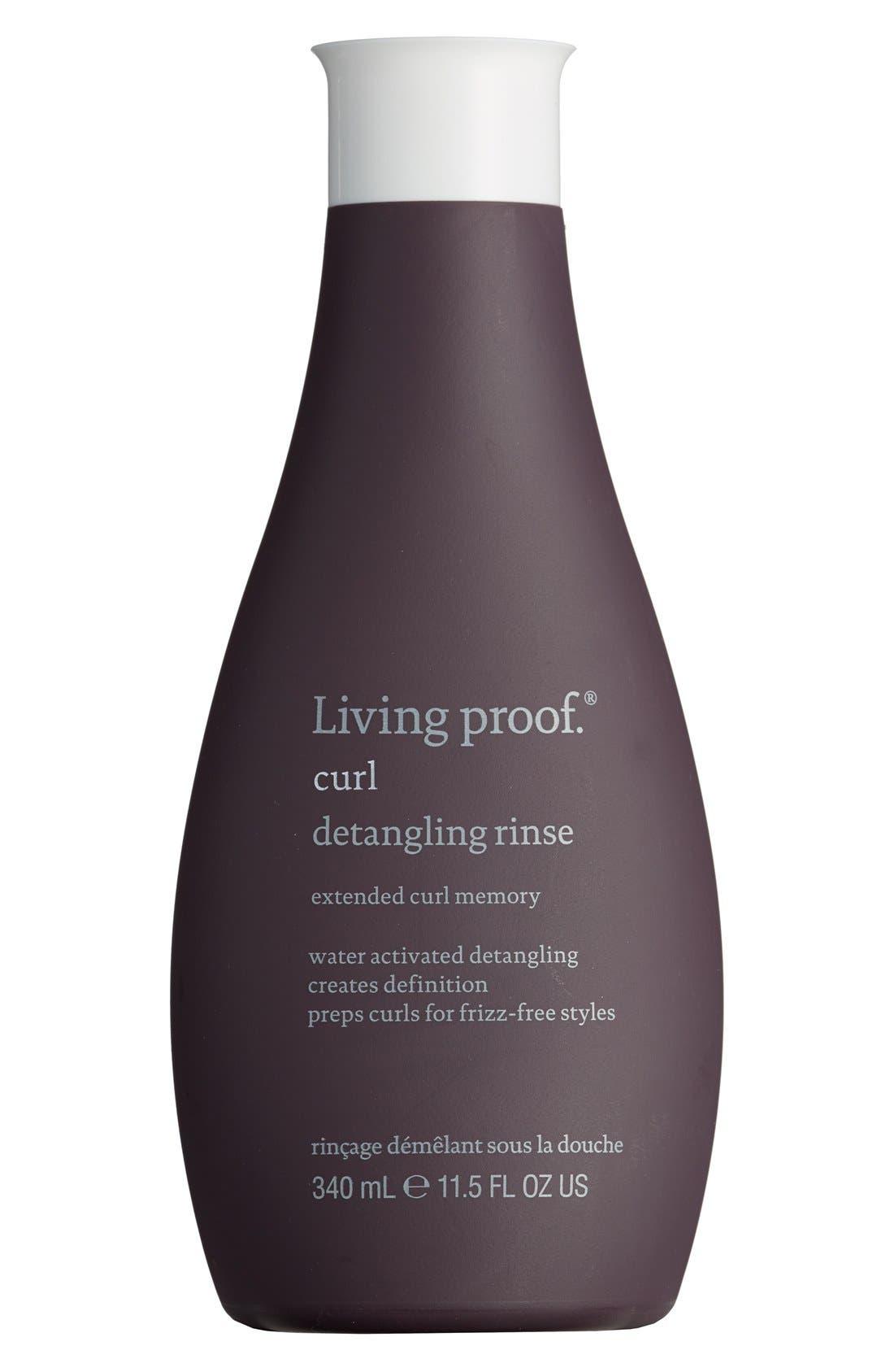 Curl Detangling Rinse,                         Main,                         color,