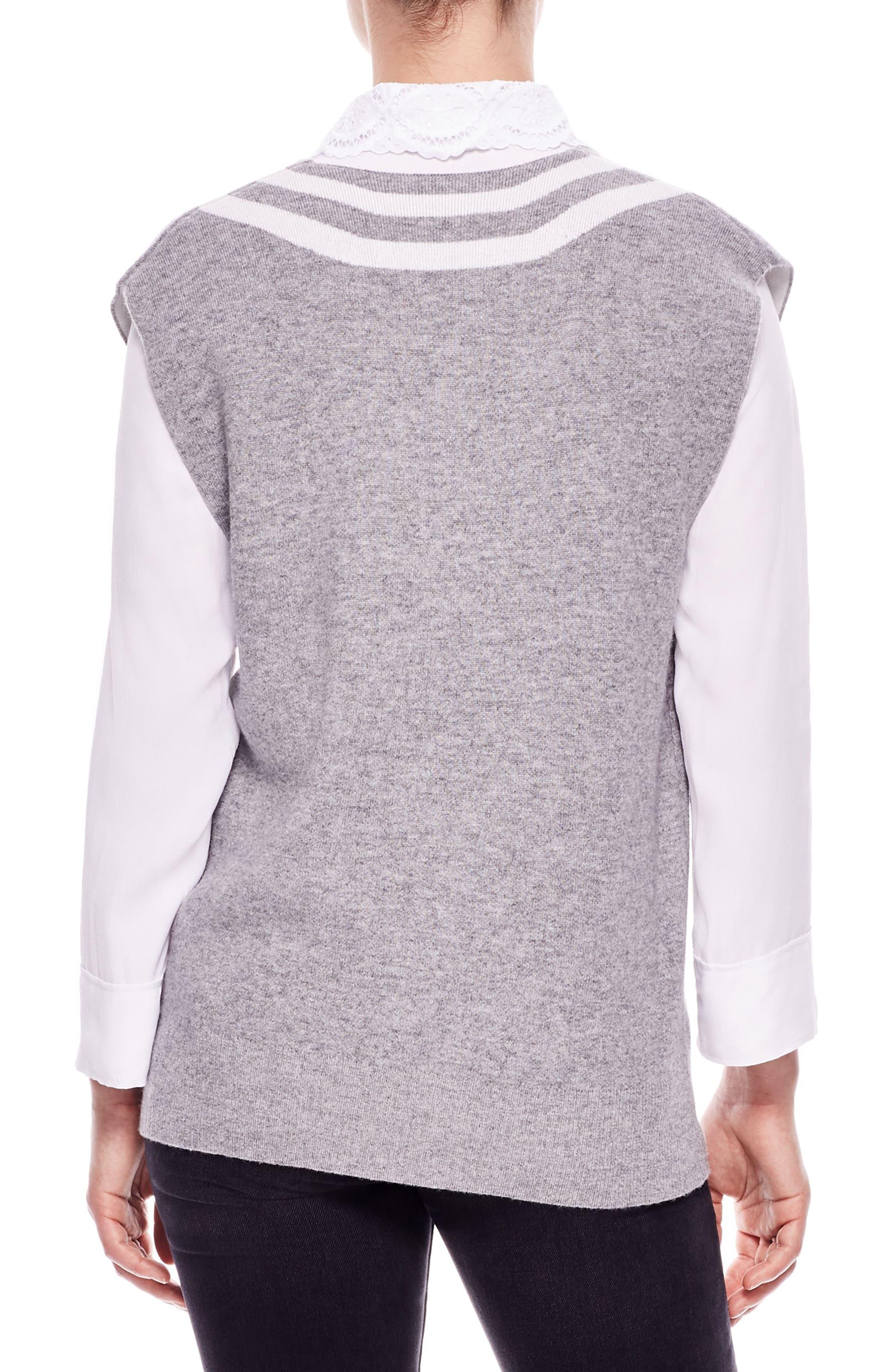Tabby Sweater,                             Alternate thumbnail 2, color,                             020