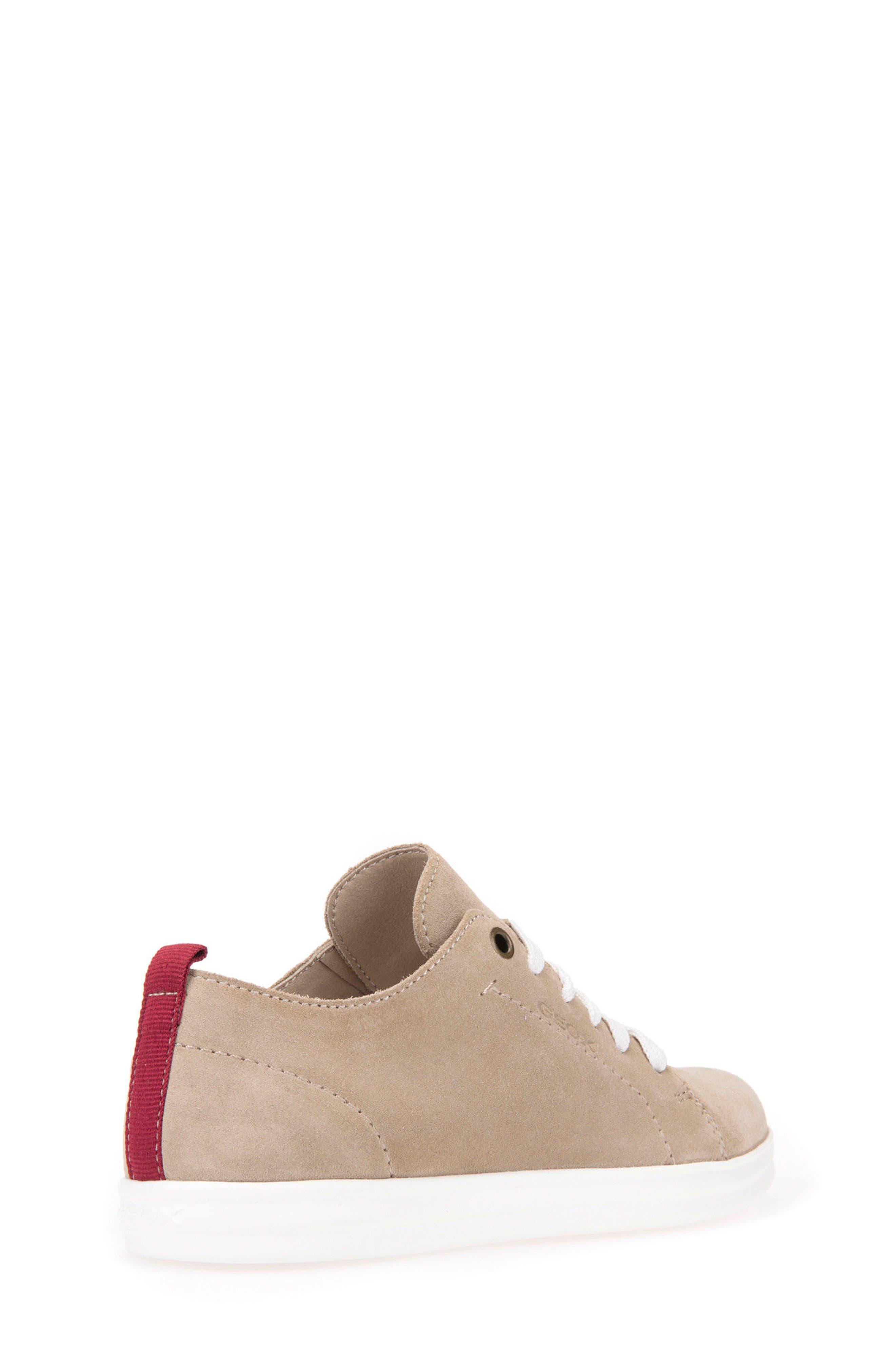 Anthor Low Top Sneaker,                             Alternate thumbnail 2, color,                             BEIGE