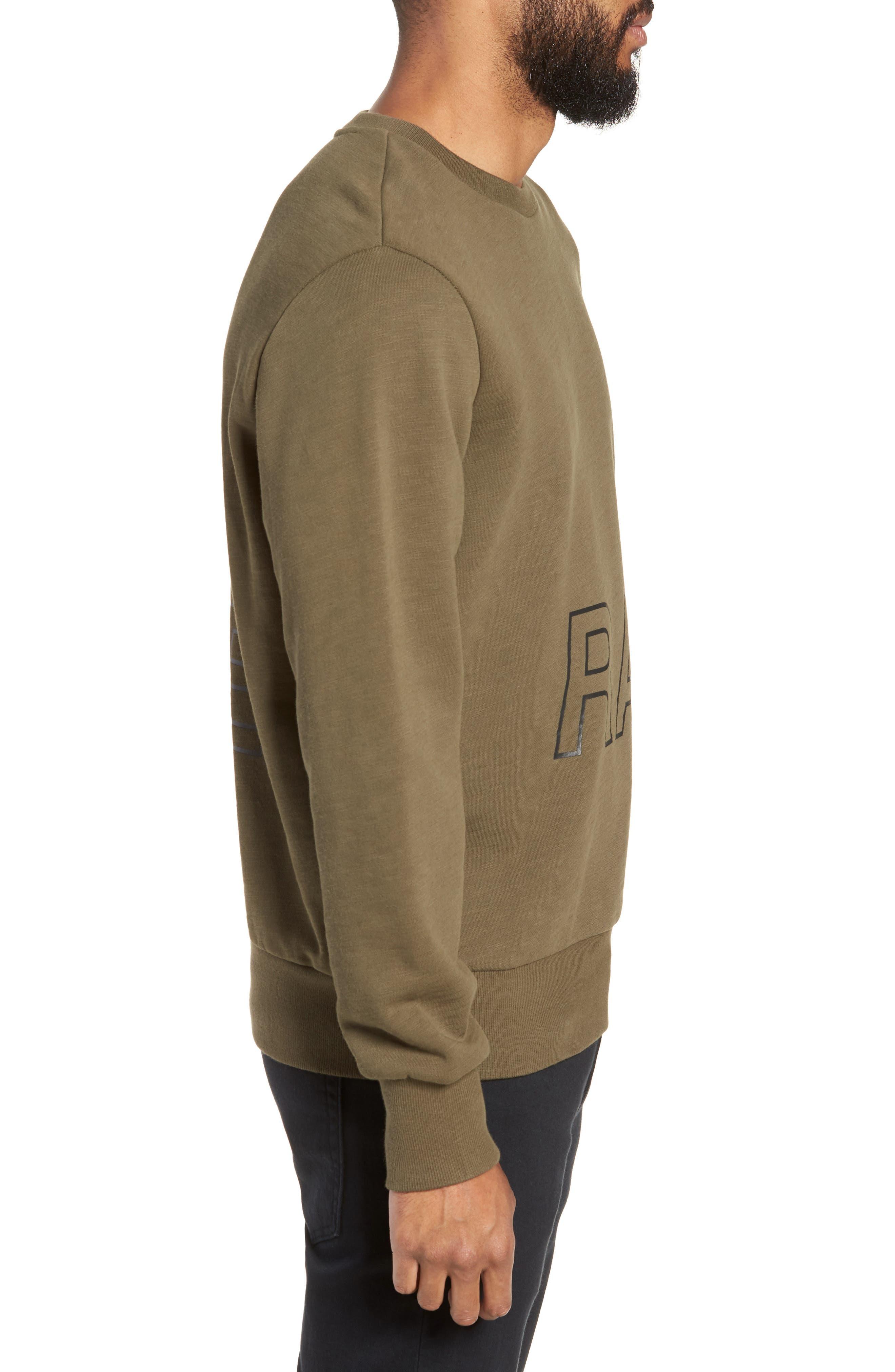 Crewneck Sweatshirt,                             Alternate thumbnail 3, color,                             319