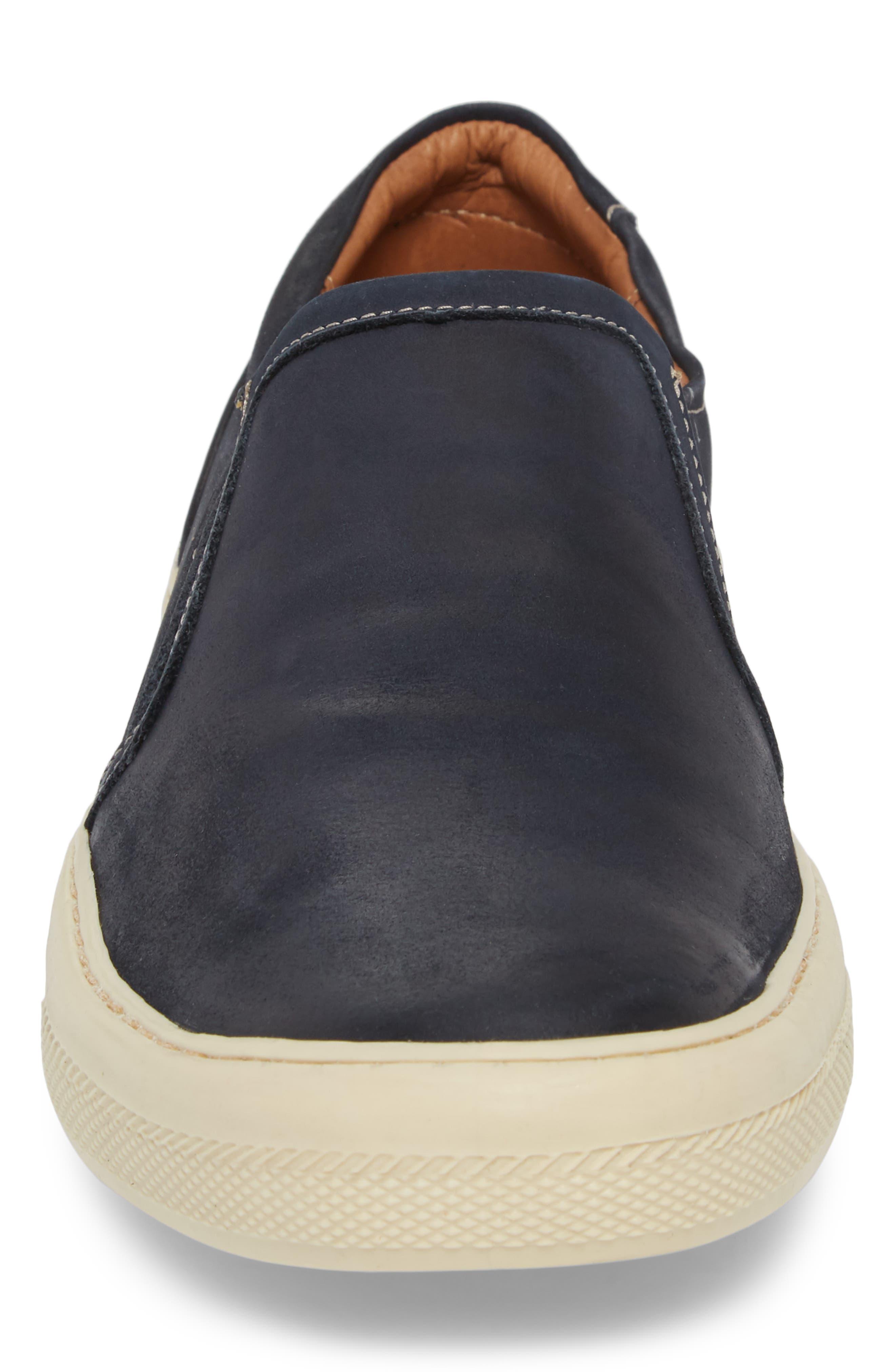 Itabuna Slip-On Sneaker,                             Alternate thumbnail 4, color,                             400