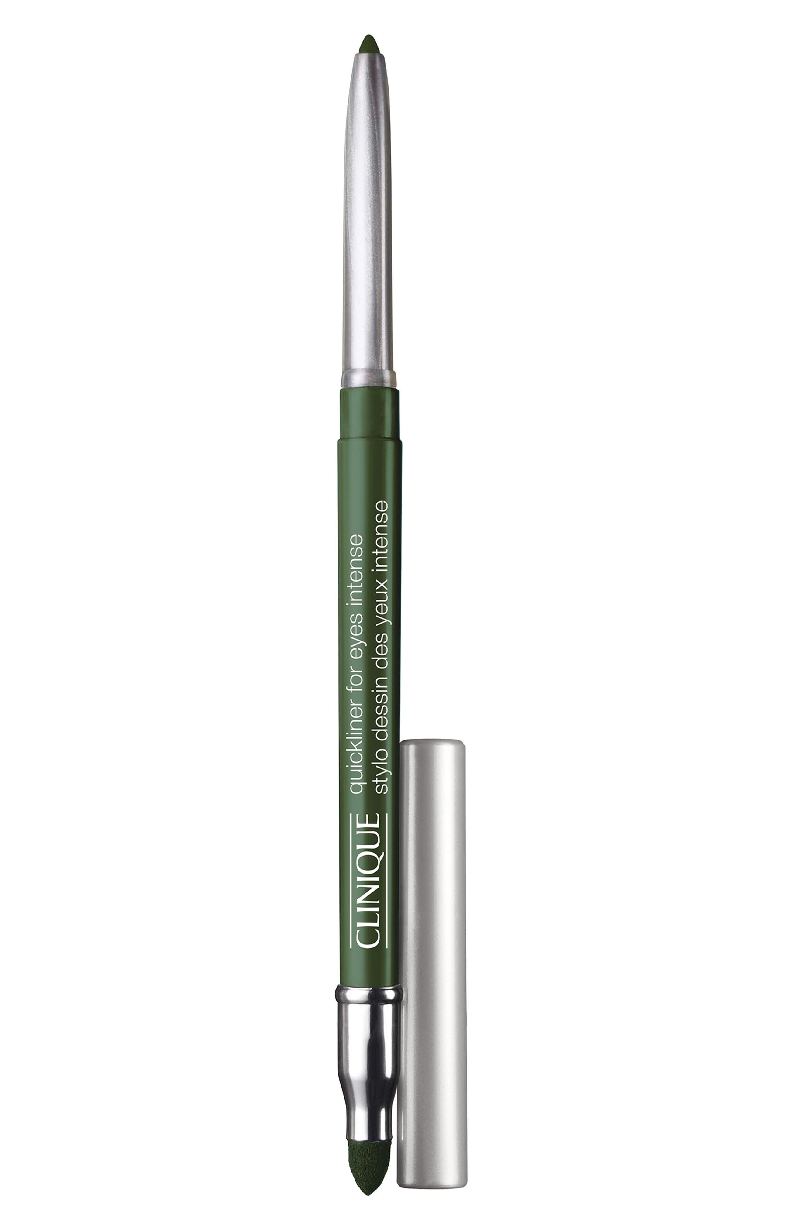 Clinique Quickliner For Eyes Intense Eyeliner Pencil - Intense Ivy