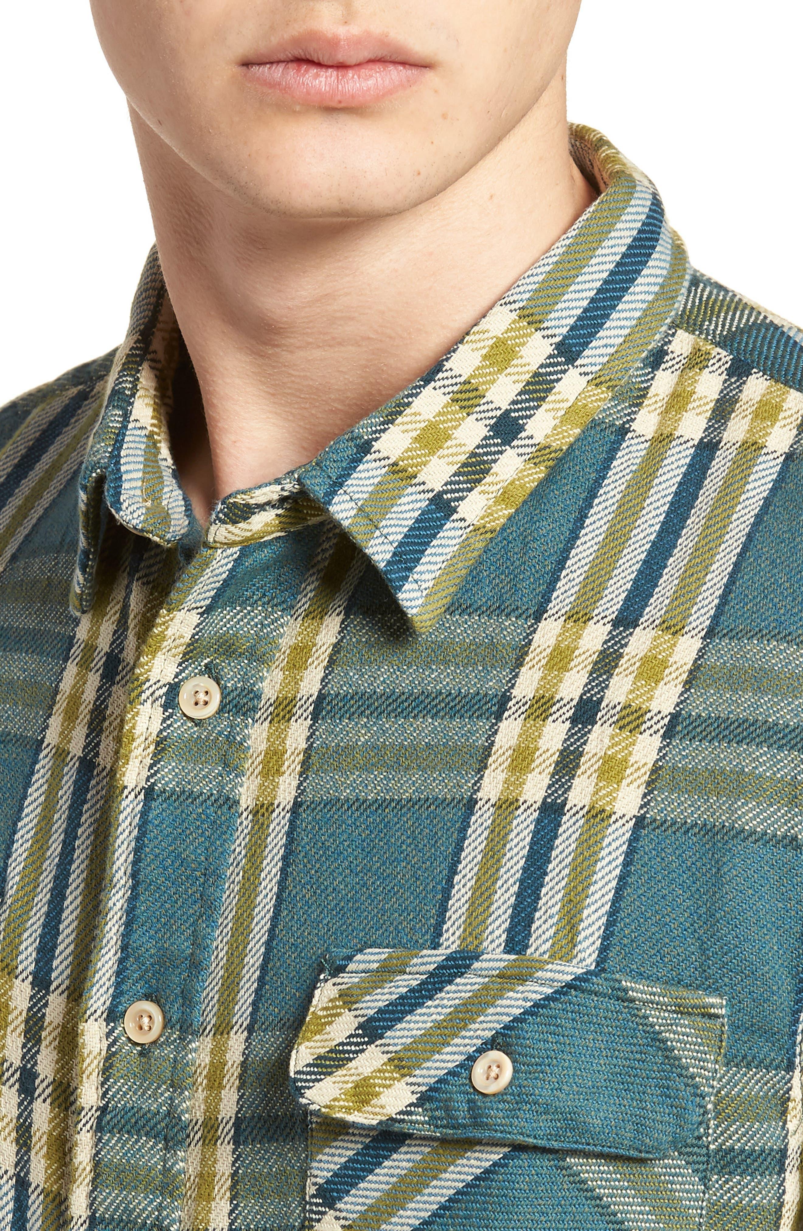 Shorthorn Western Shirt,                             Alternate thumbnail 4, color,                             400