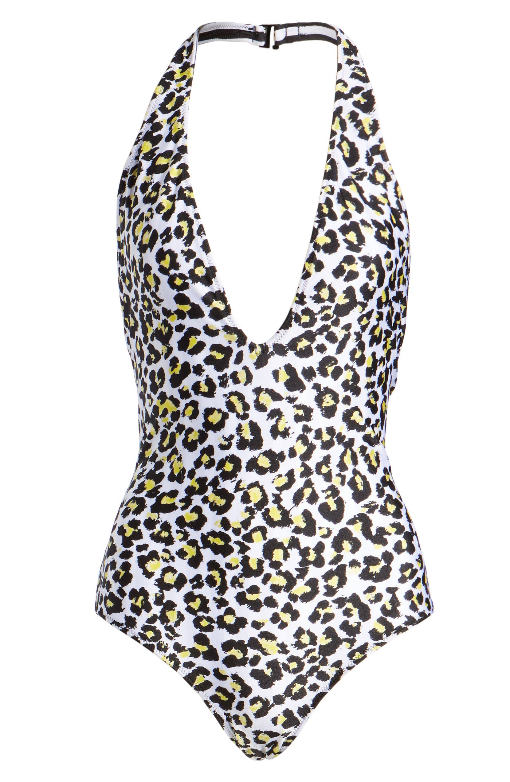 f04acf5489 Volcom Seeing Spots Reversible One-Piece Swimsuit