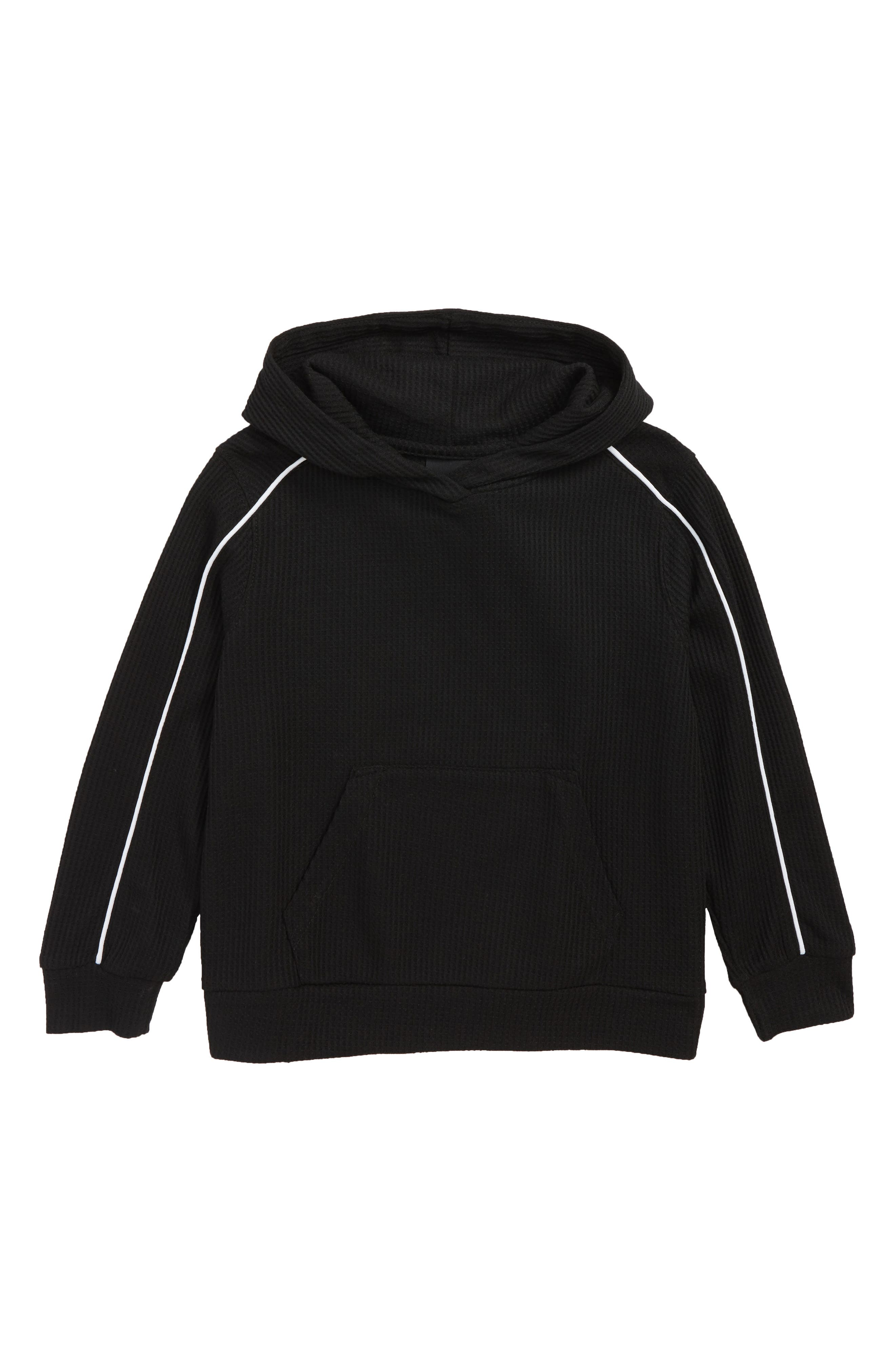Drago Hooded Pullover,                         Main,                         color, 001