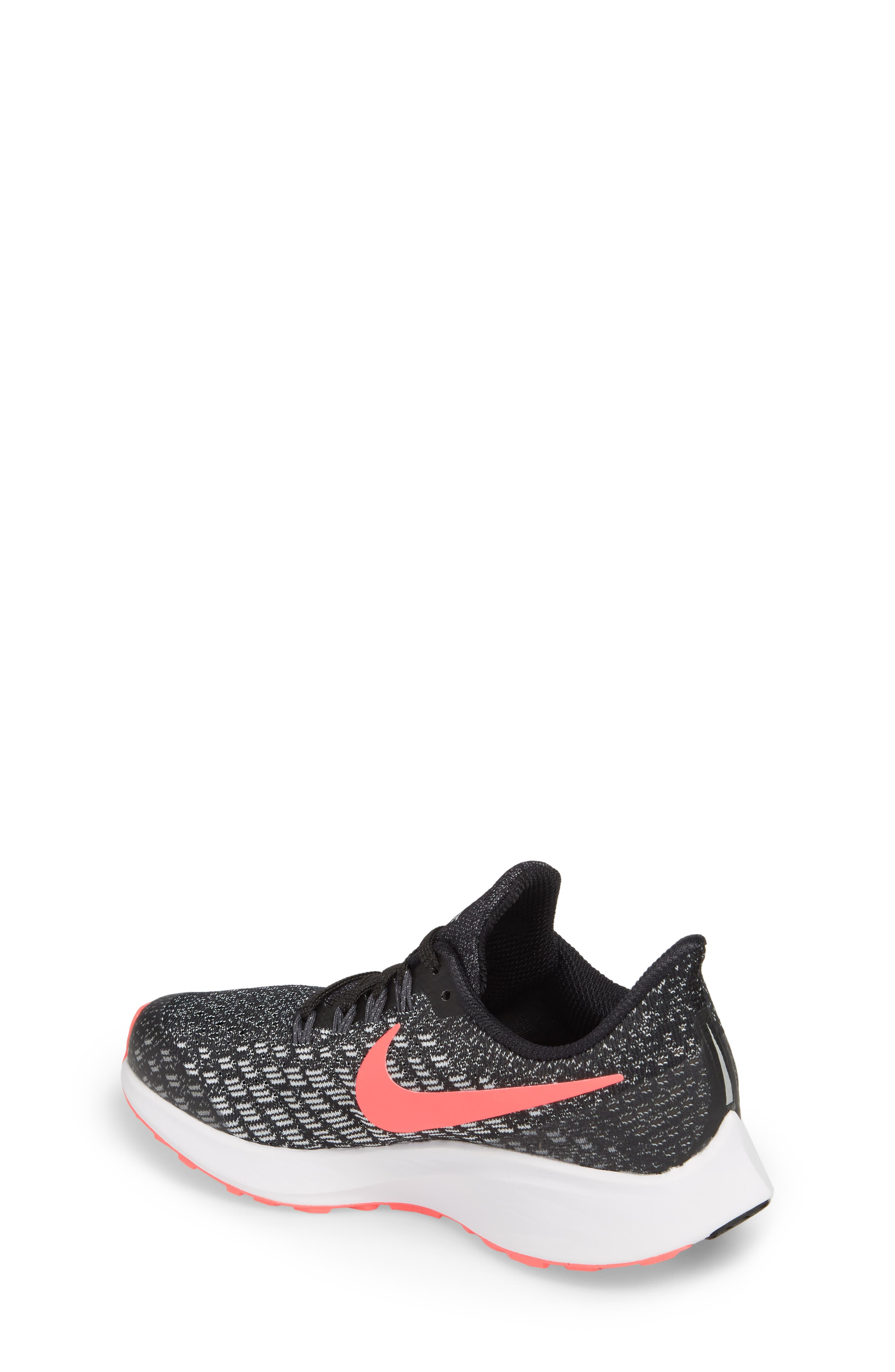 Air Zoom Pegasus 35 Sneaker,                             Alternate thumbnail 2, color,                             RACER PINK/ WHITE/ ANTHRACITE