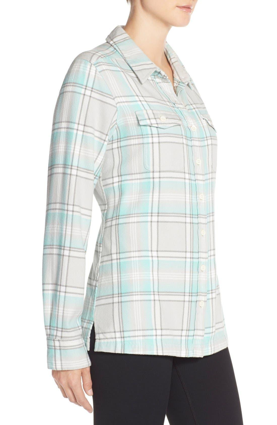 'Fjord' Flannel Shirt,                             Alternate thumbnail 75, color,