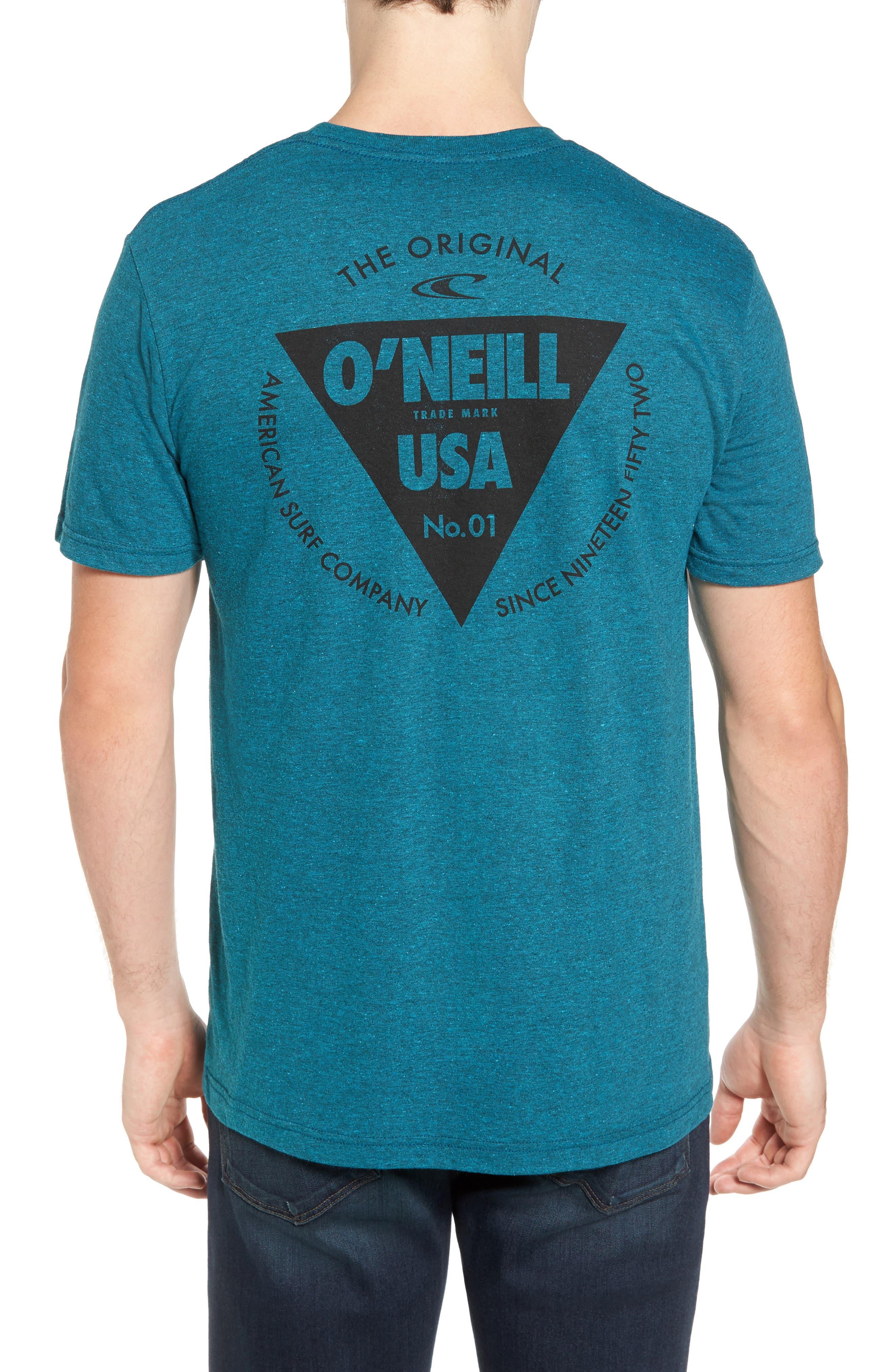 Diver Graphic Pocket T-Shirt,                             Alternate thumbnail 6, color,
