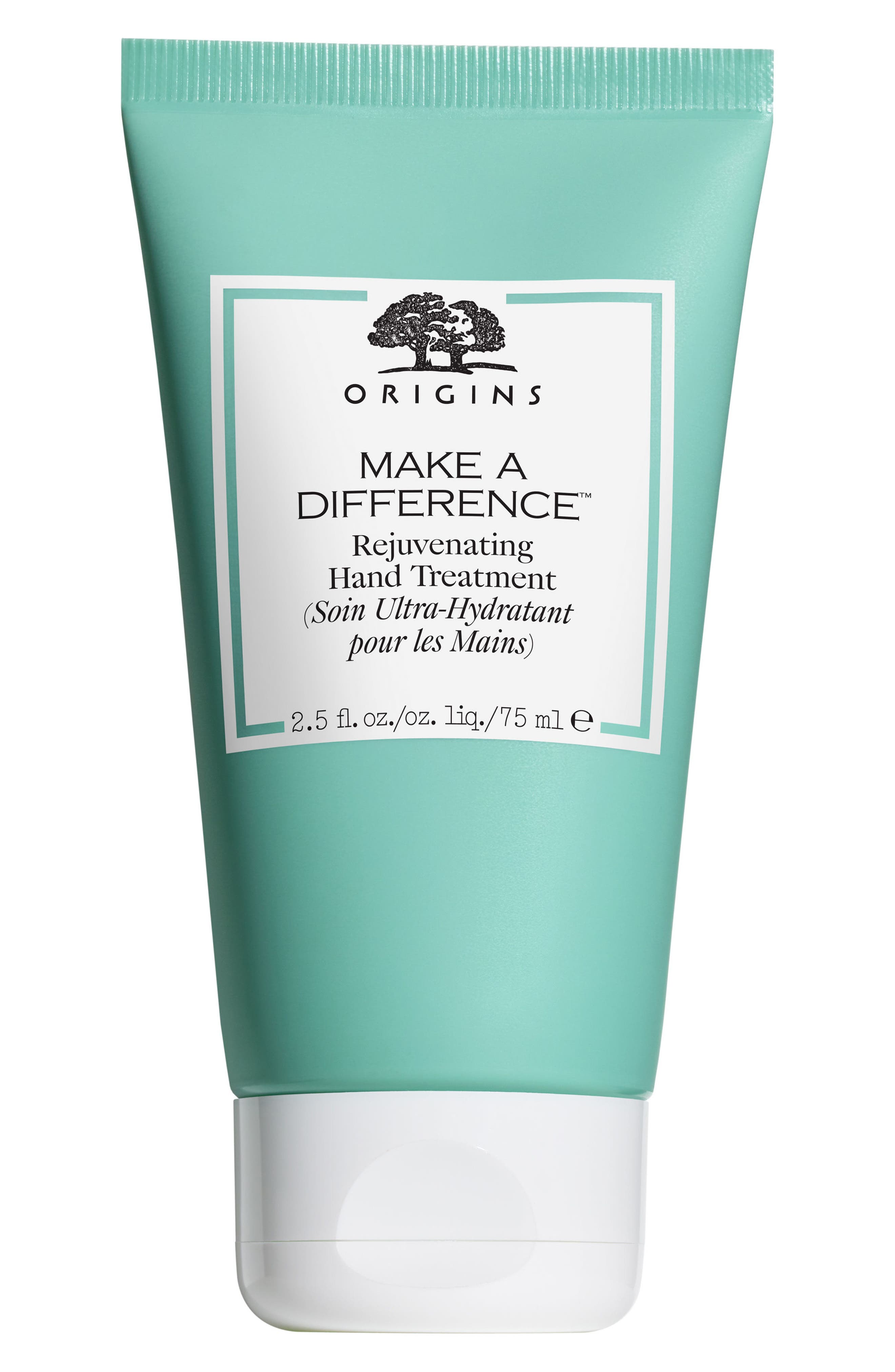 Make A Difference<sup>™</sup> Rejuvenating Hand Treatment,                             Main thumbnail 1, color,                             000