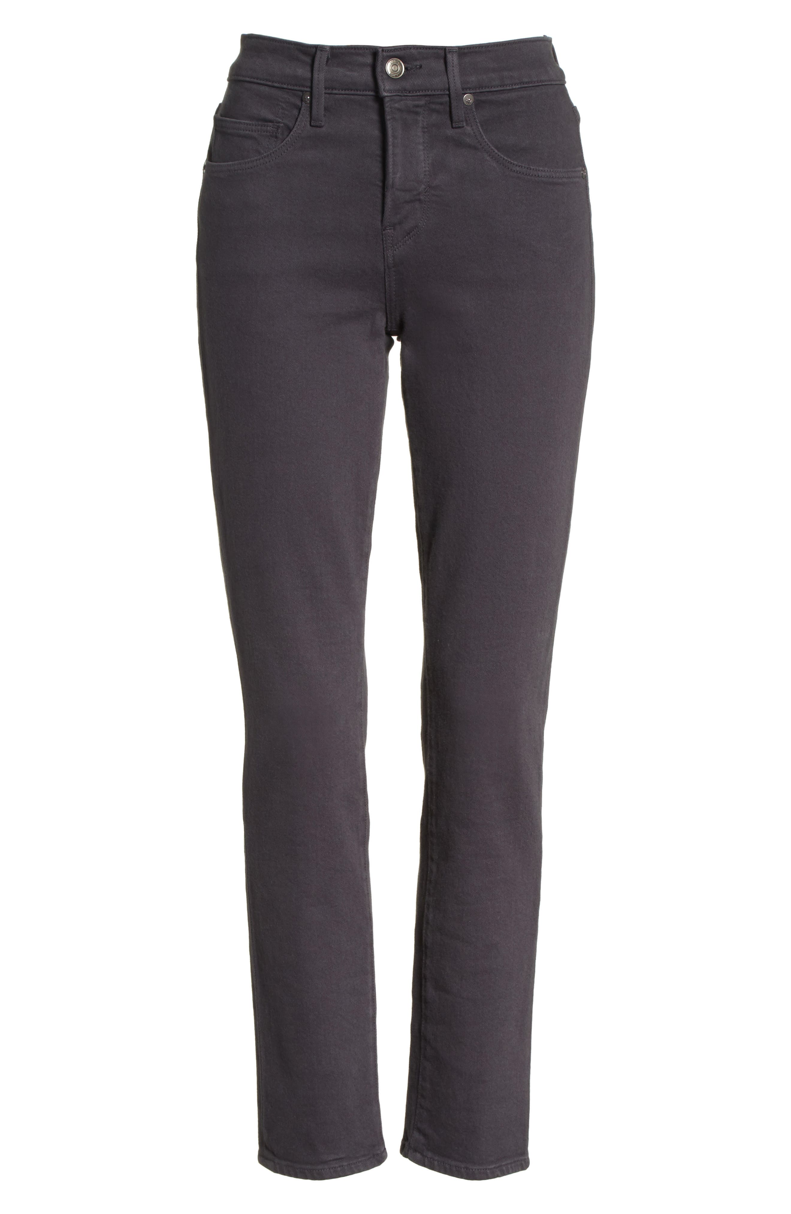 Skinny Crop Jeans,                             Alternate thumbnail 7, color,                             023