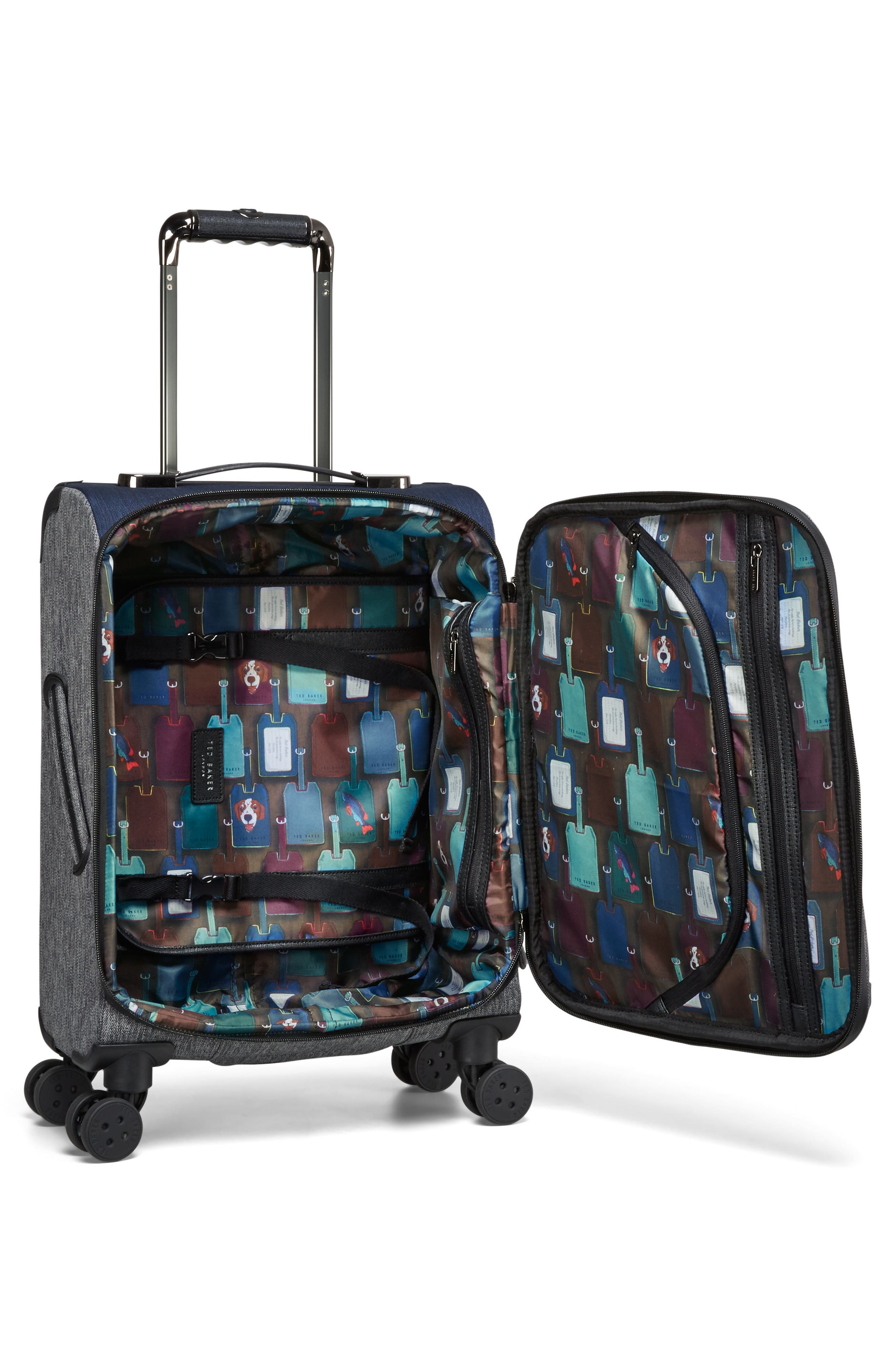 Brunswick 22-Inch Rolling Suitcase,                             Alternate thumbnail 2, color,                             020