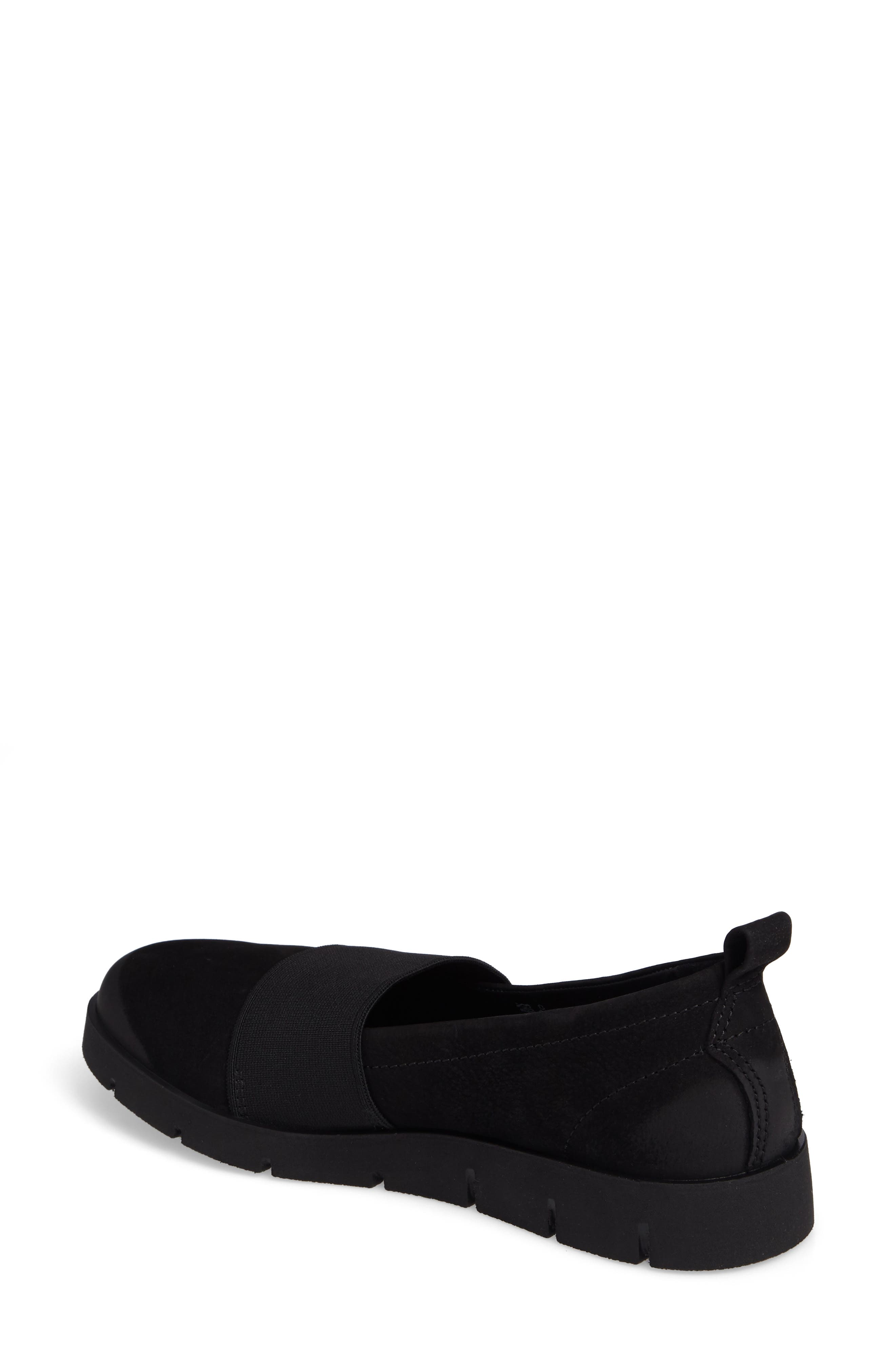 Bella Slip-On Sneaker,                             Alternate thumbnail 2, color,                             001