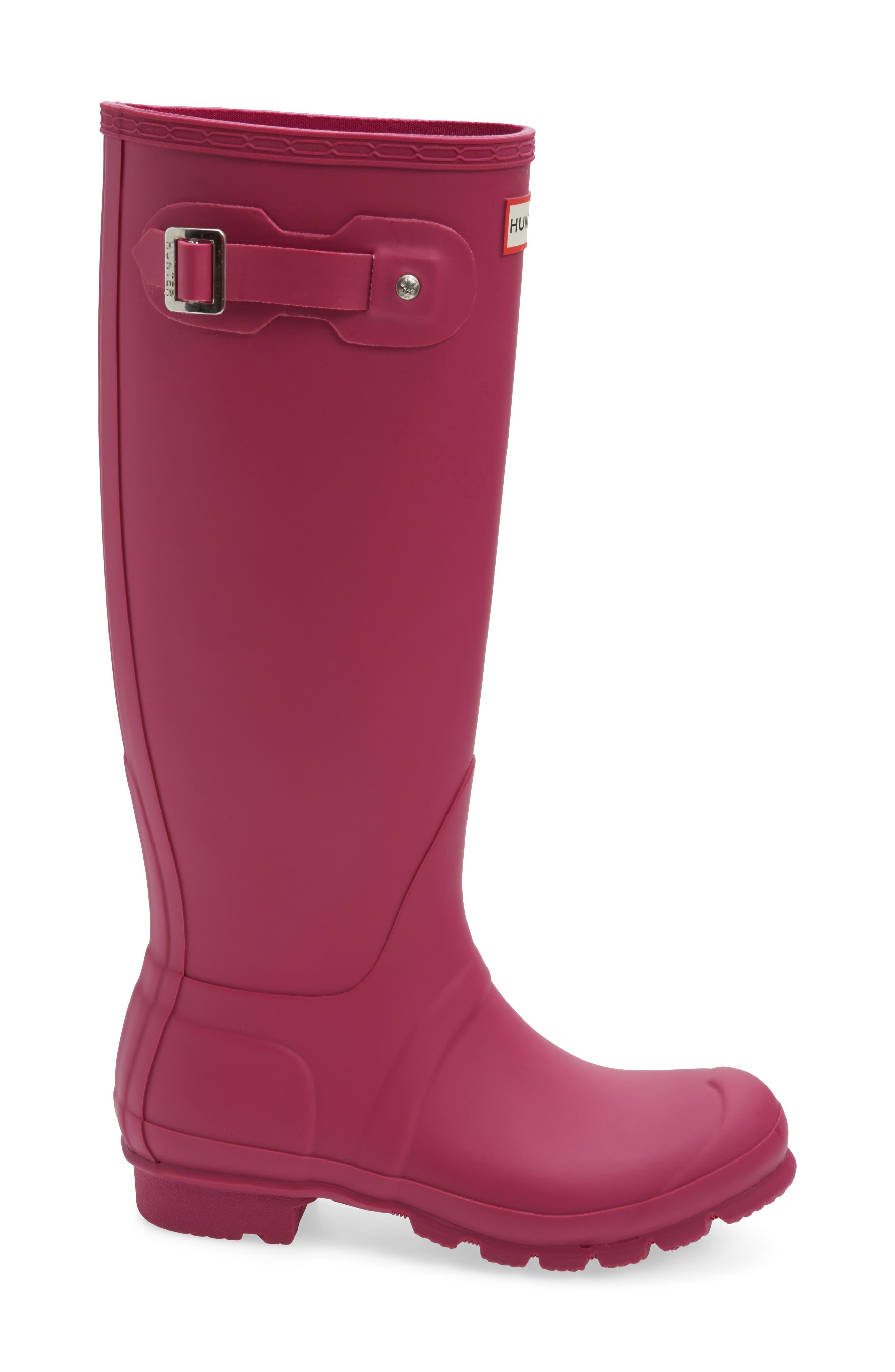 'Original Tall' Rain Boot,                             Alternate thumbnail 113, color,