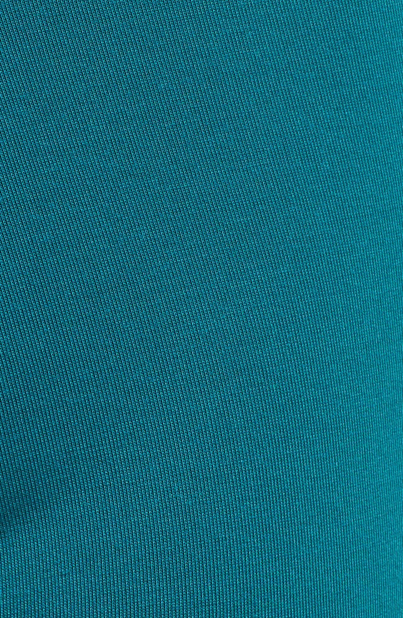 3-Pack Comfort Microfiber Boxer Briefs,                             Alternate thumbnail 6, color,                             BLACK/ GAZE/ SEA GREEN
