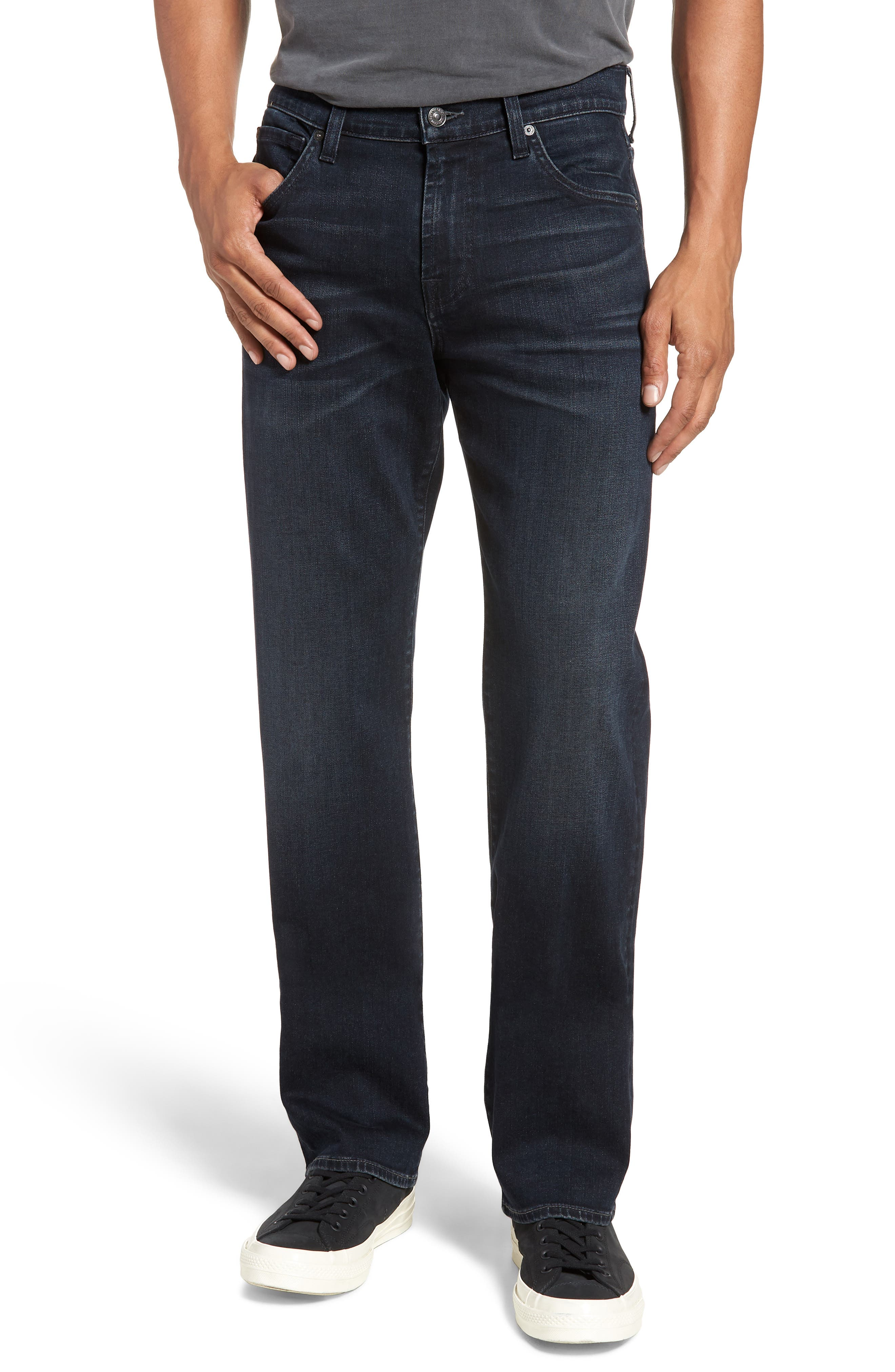 Austyn Relaxed Fit Jeans,                             Main thumbnail 1, color,                             400