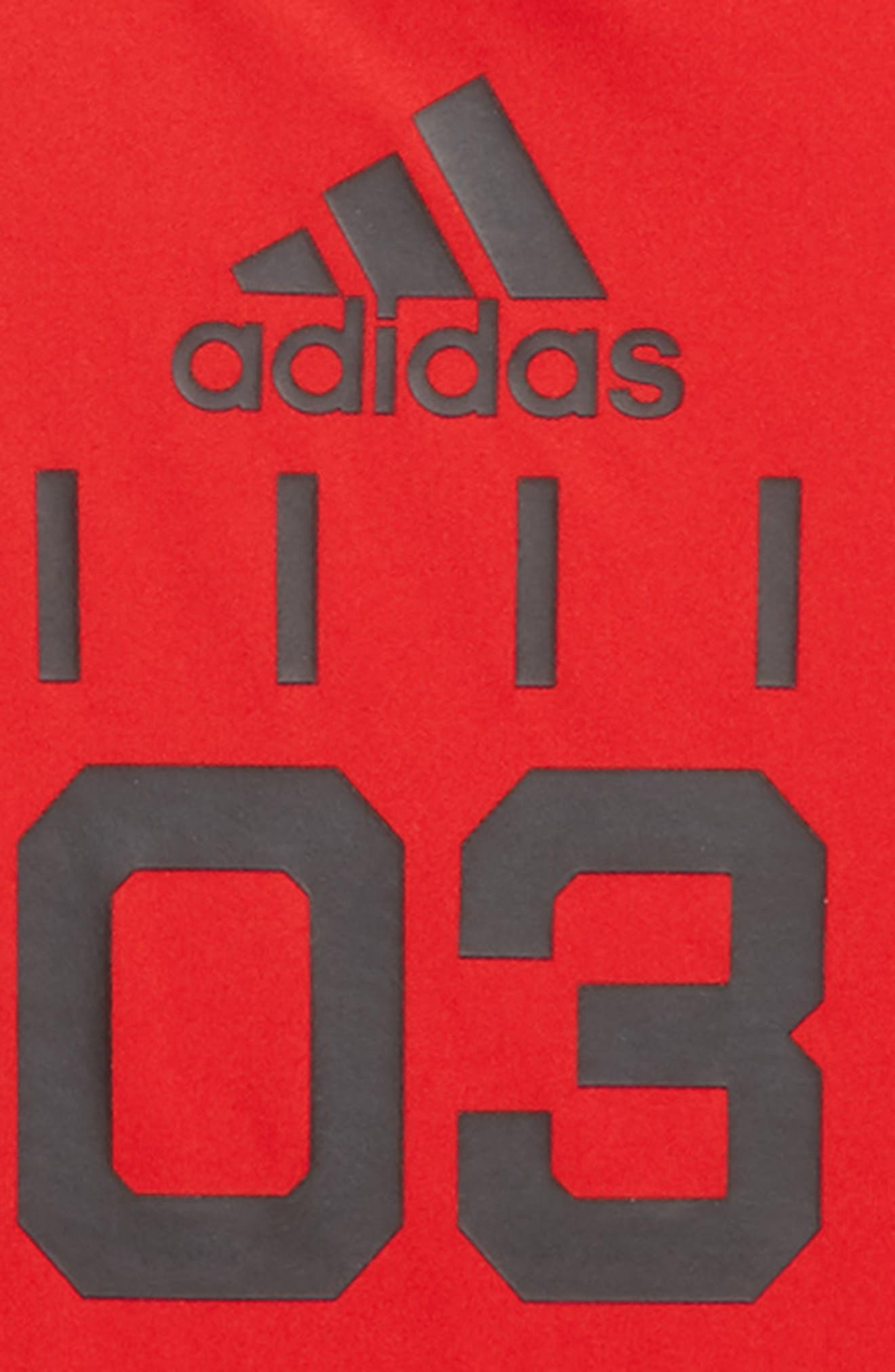 Game T-Shirt,                             Alternate thumbnail 2, color,                             RED