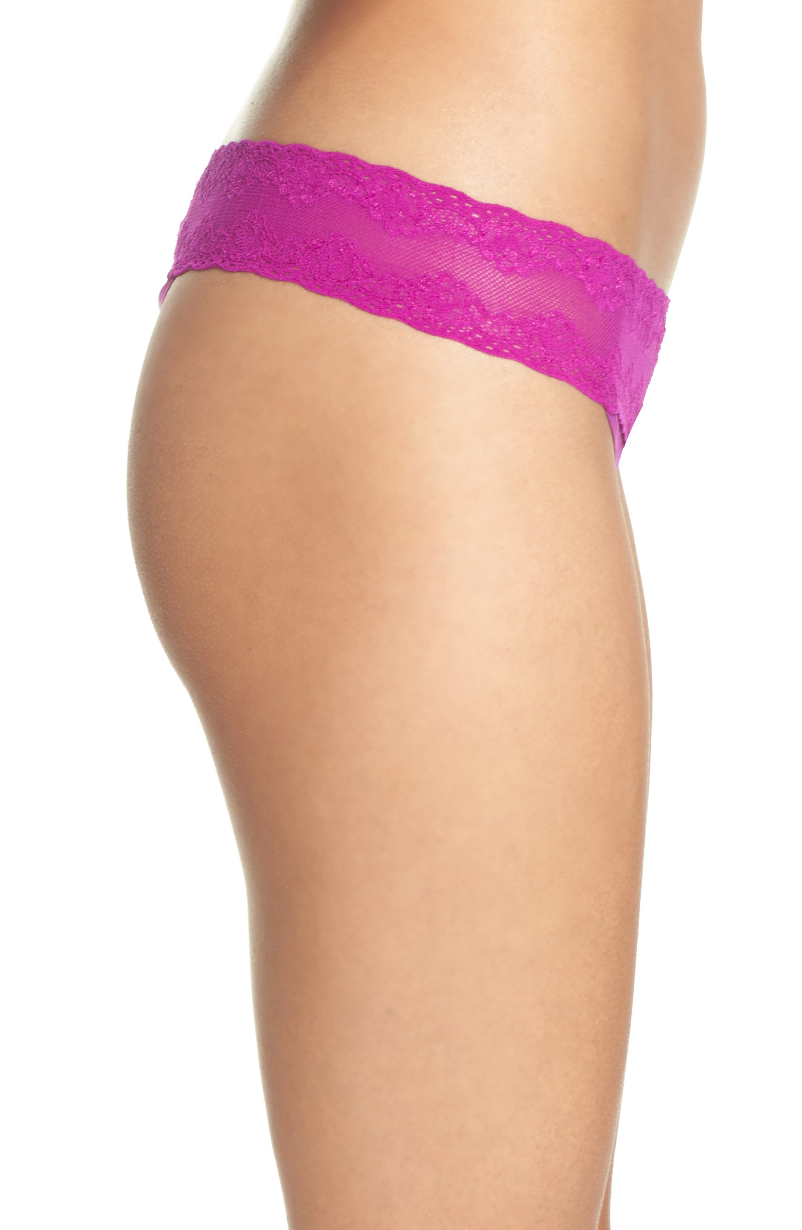 Bliss Perfection Thong,                             Alternate thumbnail 218, color,