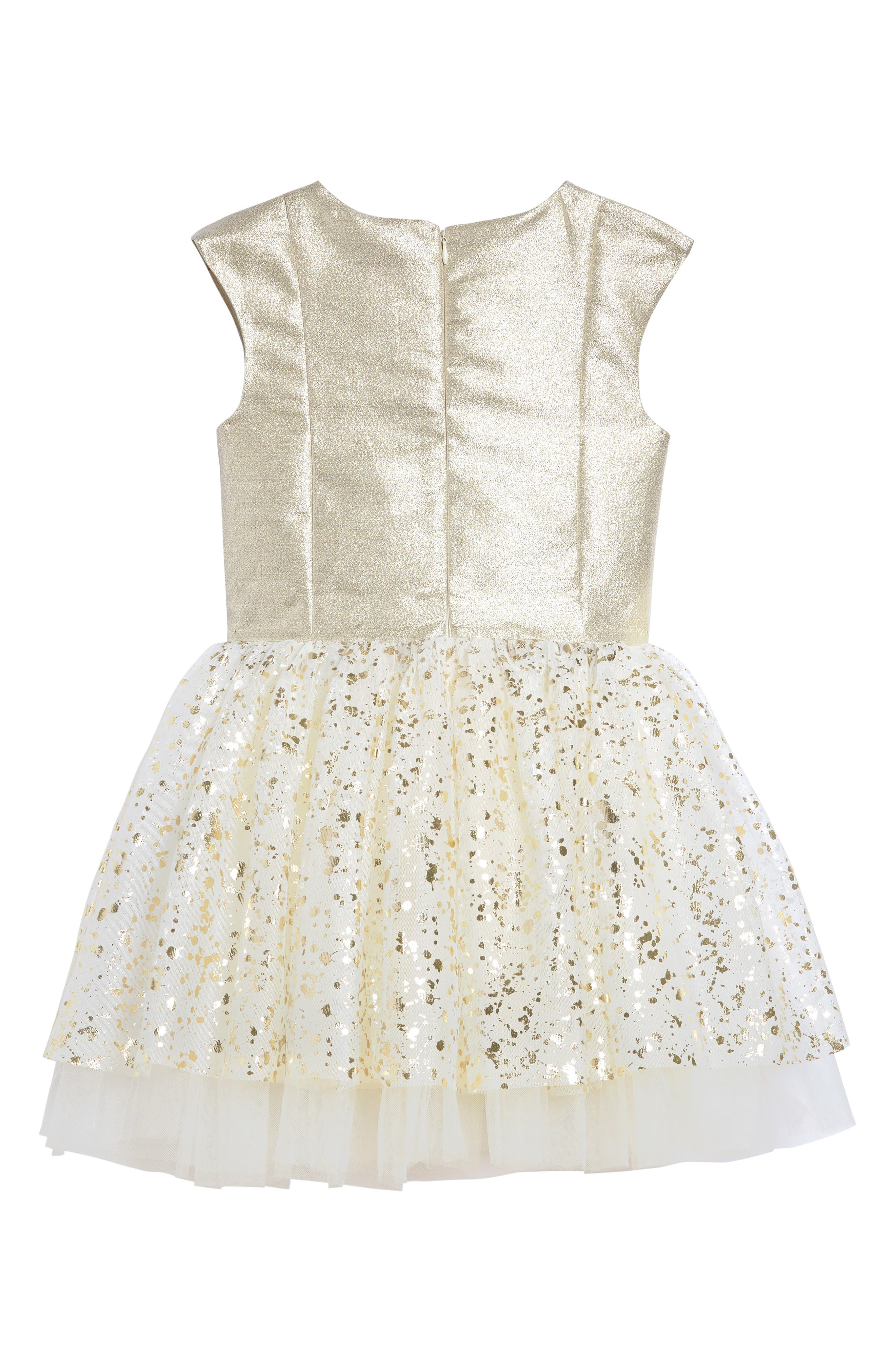 Sequin Butterfly Dress,                             Alternate thumbnail 2, color,