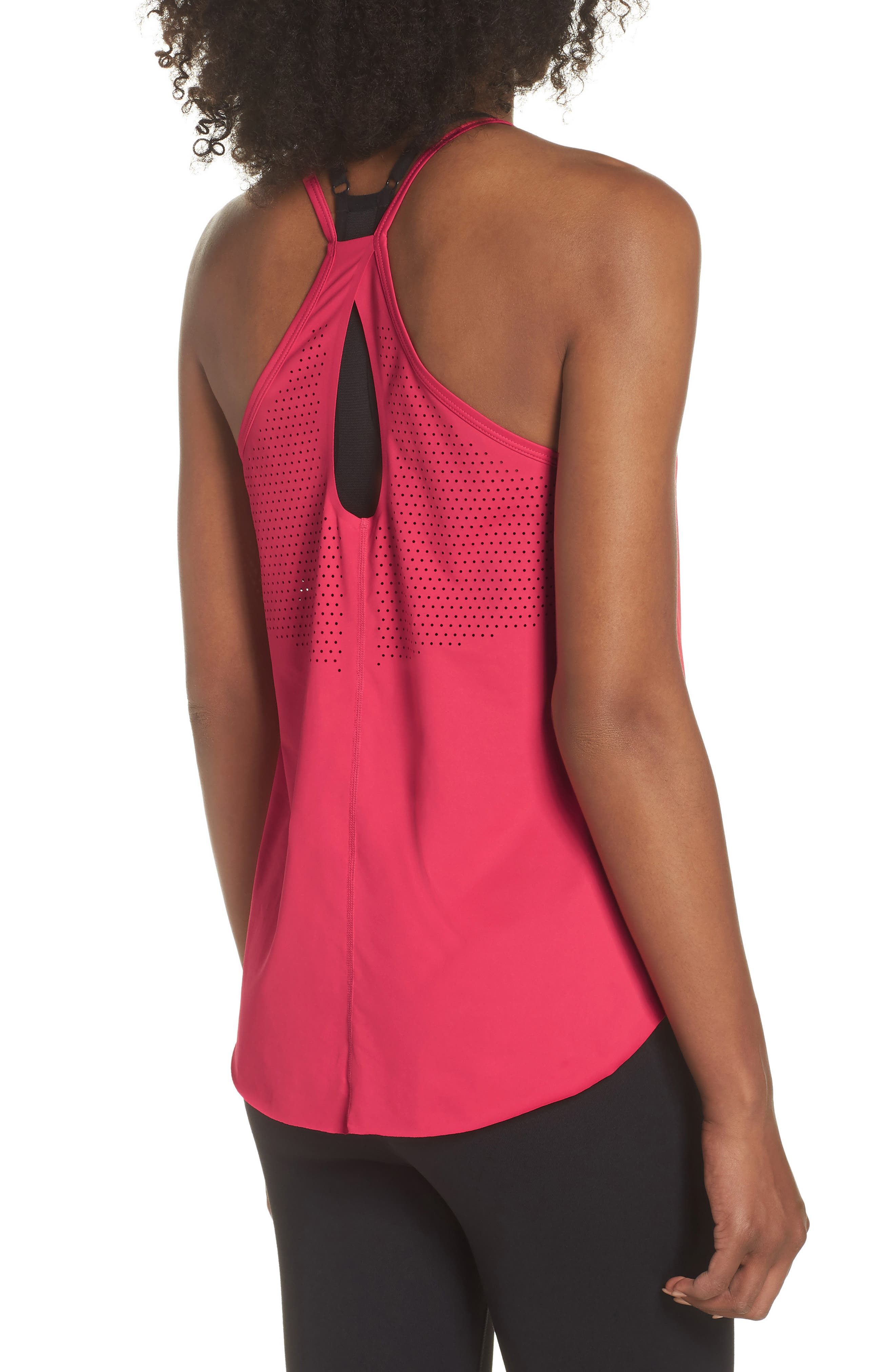 Fera Perforated Tank,                             Alternate thumbnail 7, color,