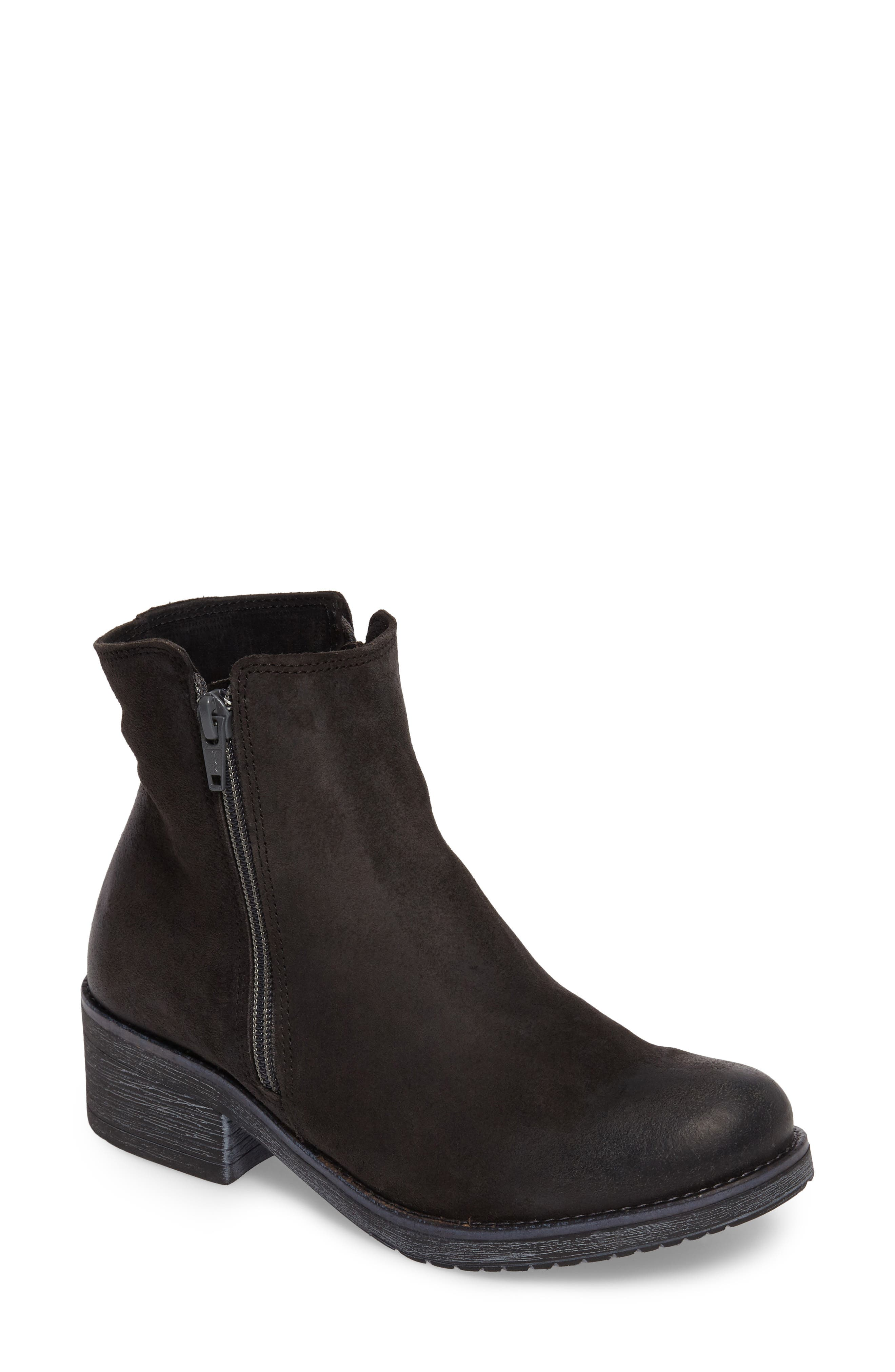 Wander Boot,                         Main,                         color, OILY MIDNIGHT SUEDE
