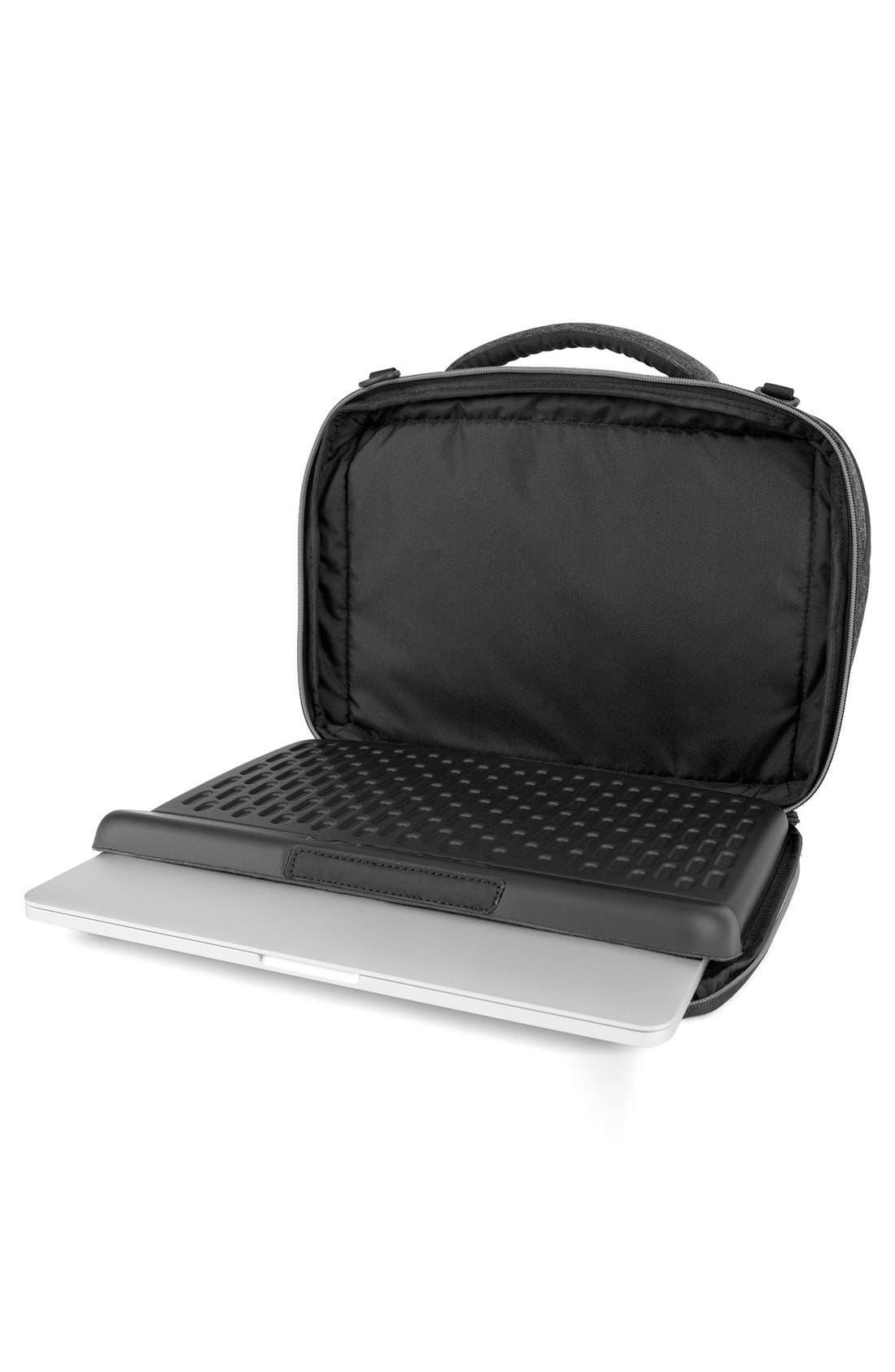 """'Reform' 15"""" Laptop Briefcase,                             Alternate thumbnail 4, color,                             004"""