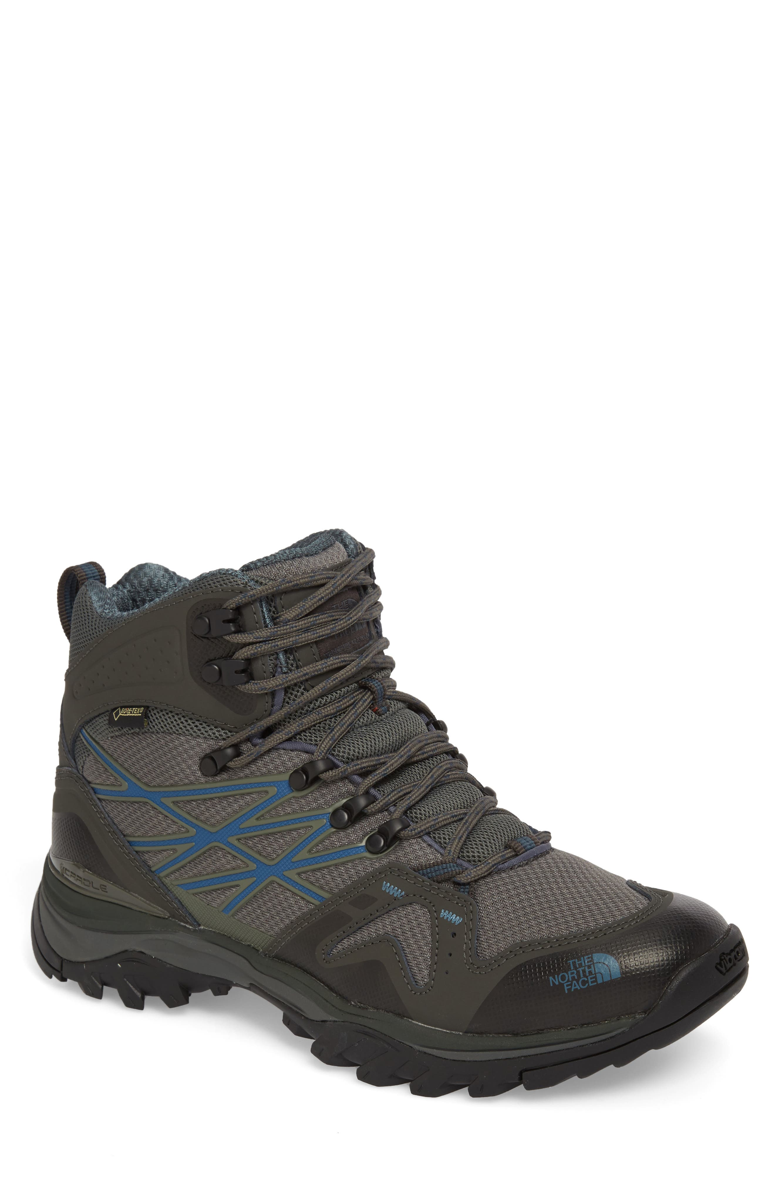 Hedgehog Fastpack Mid Gore-Tex<sup>®</sup> Waterproof Hiking Shoe,                             Main thumbnail 1, color,                             020