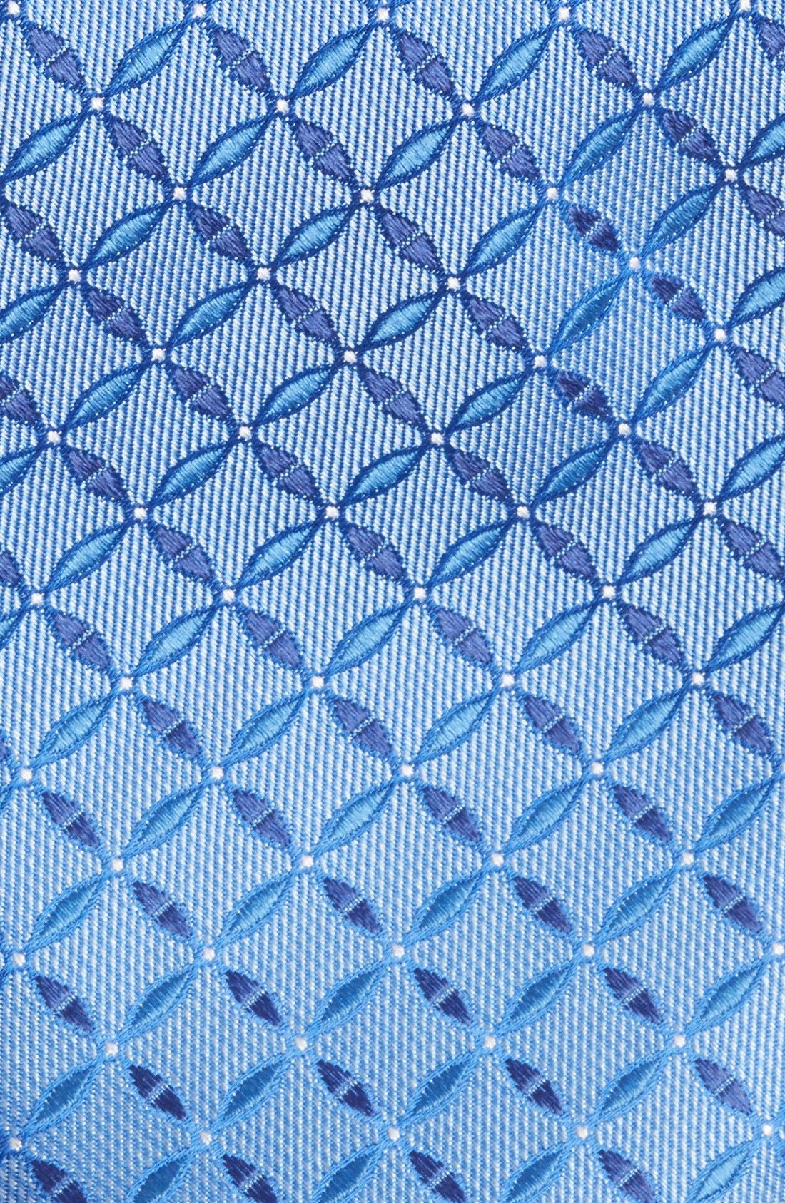 Geometric Silk Tie,                             Alternate thumbnail 2, color,                             400
