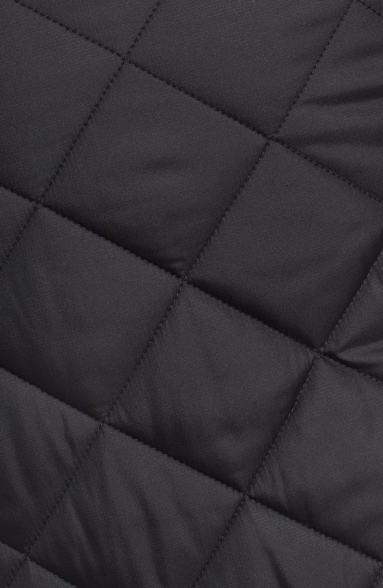 Cervas Heatseeker<sup>™</sup> Jacket,                             Alternate thumbnail 7, color,                             TNF BLACK