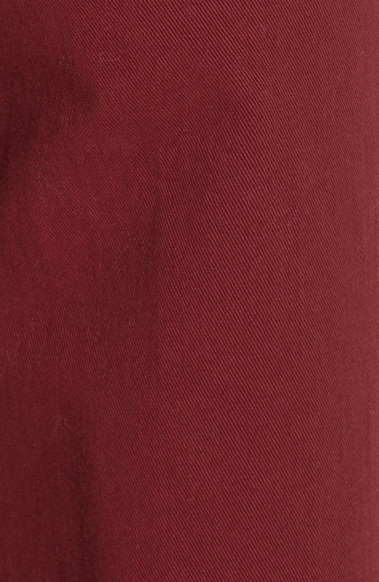 Colored Denim Crop Pants,                             Alternate thumbnail 5, color,                             631