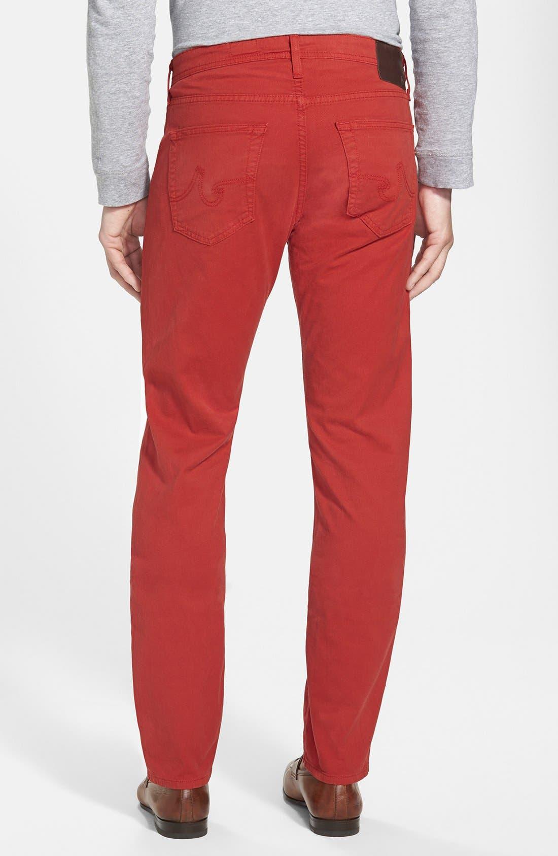 'Matchbox BES' Slim Fit Pants,                             Alternate thumbnail 178, color,