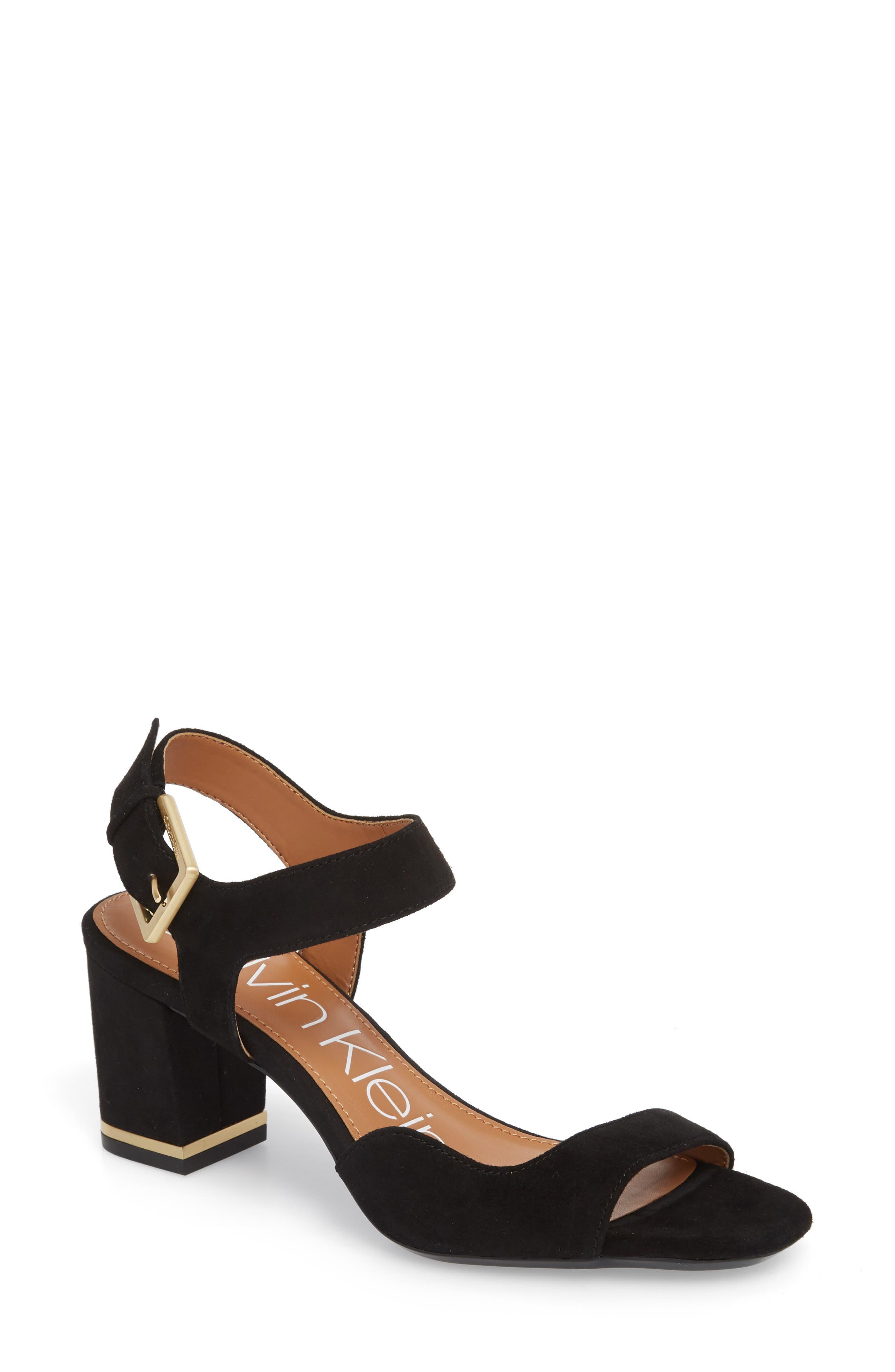 Chantay Asymmetrical Sandal,                             Main thumbnail 1, color,                             001