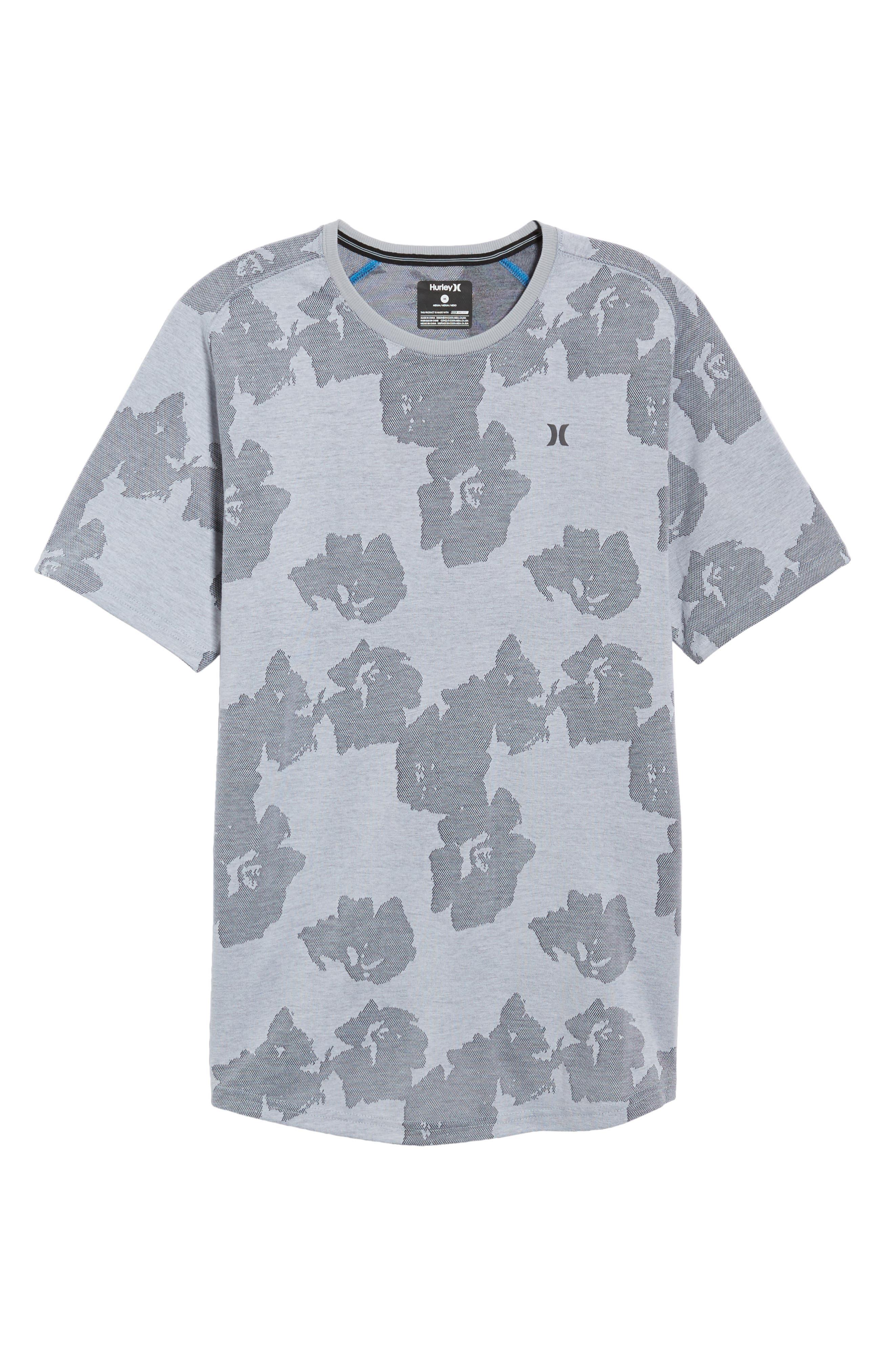 Aloha Dri-FIT T-Shirt,                             Alternate thumbnail 6, color,                             109