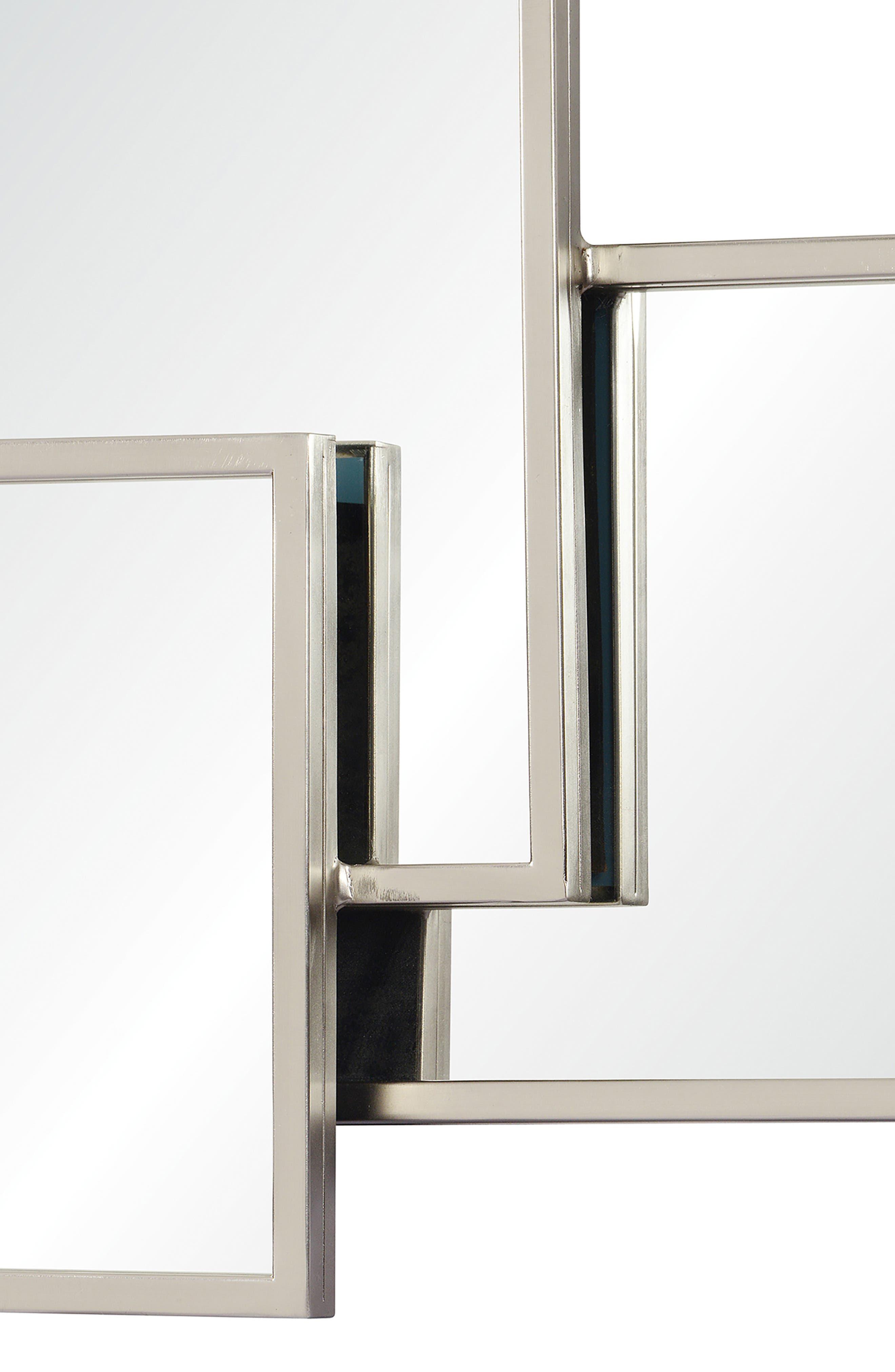 RENWIL,                             Caspar Mirror,                             Alternate thumbnail 2, color,                             SILVER