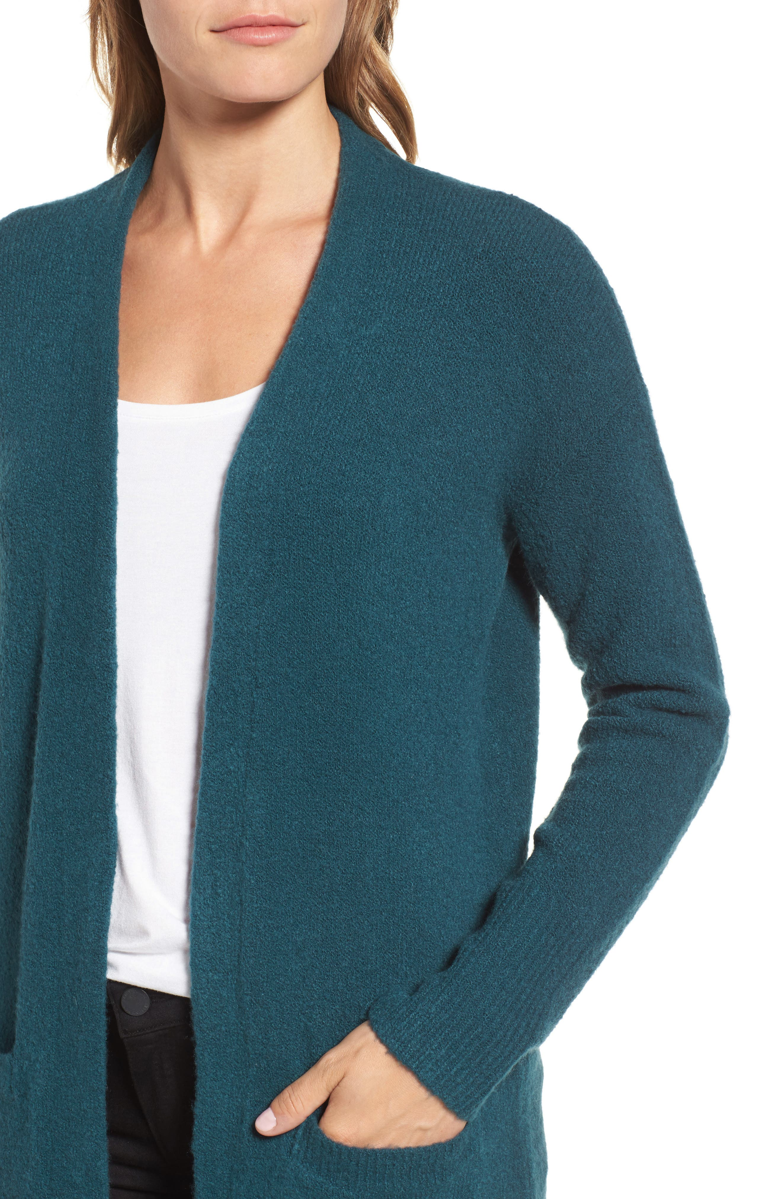 Open Front Cardigan,                             Alternate thumbnail 23, color,