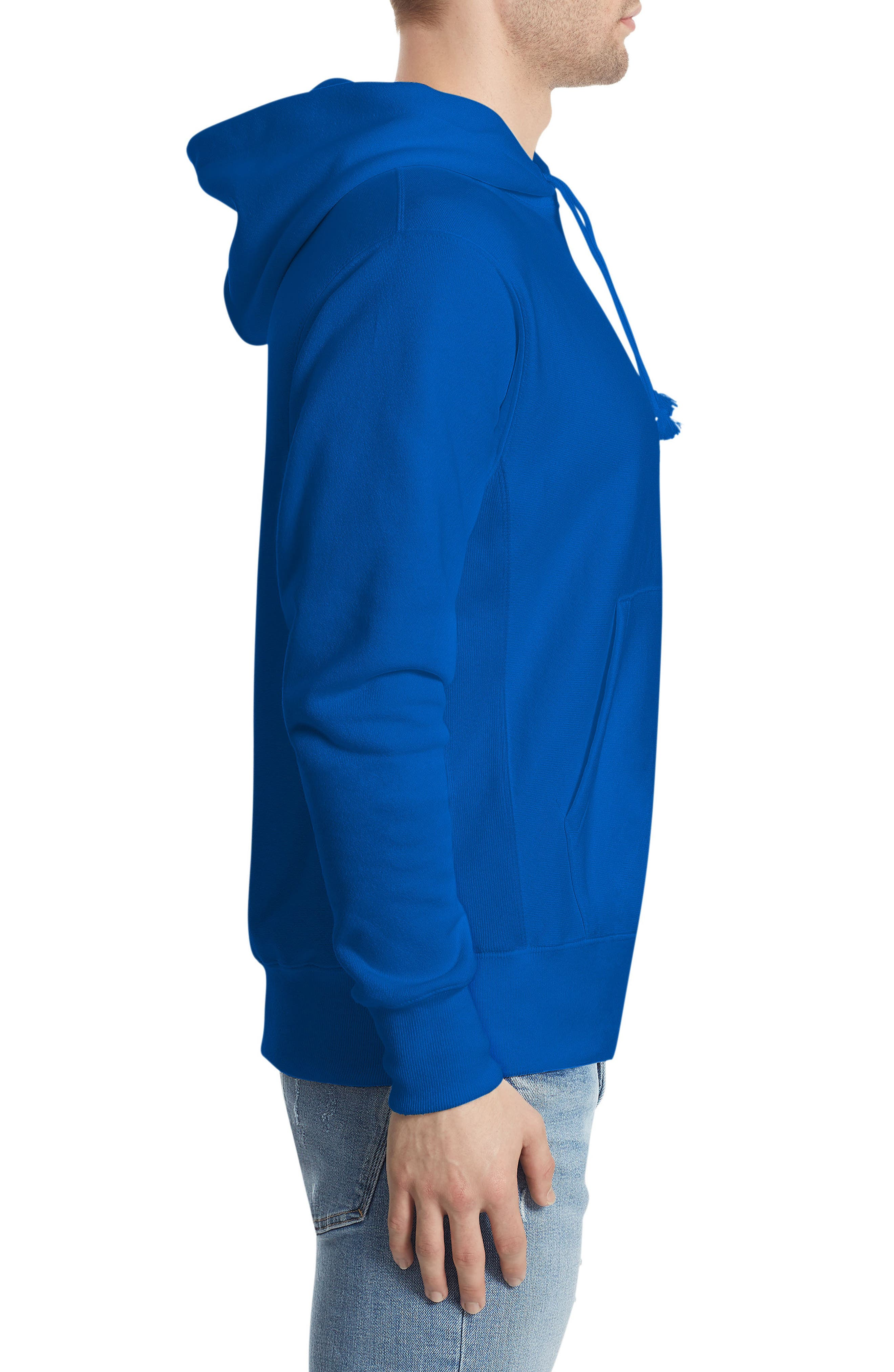 Reverse Weave<sup>®</sup> Pullover Hoodie,                             Alternate thumbnail 24, color,