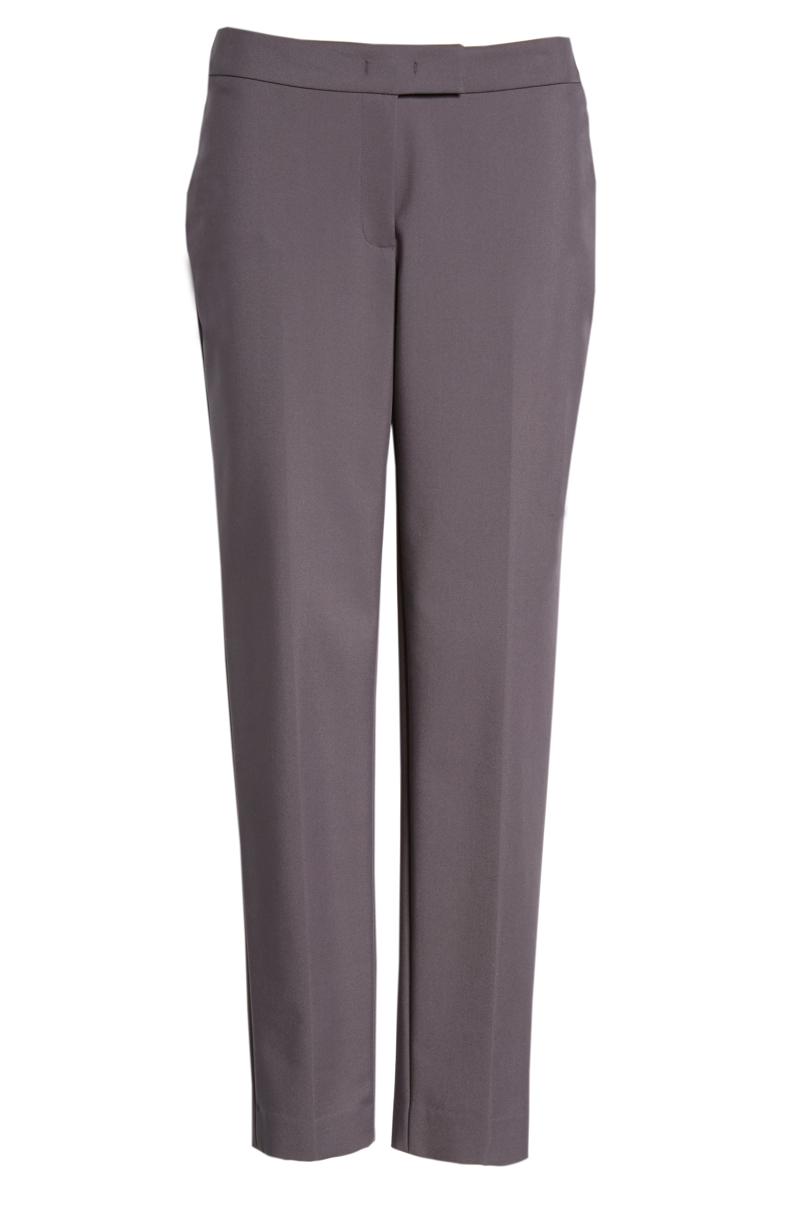 Slim Ankle Pants,                             Alternate thumbnail 7, color,