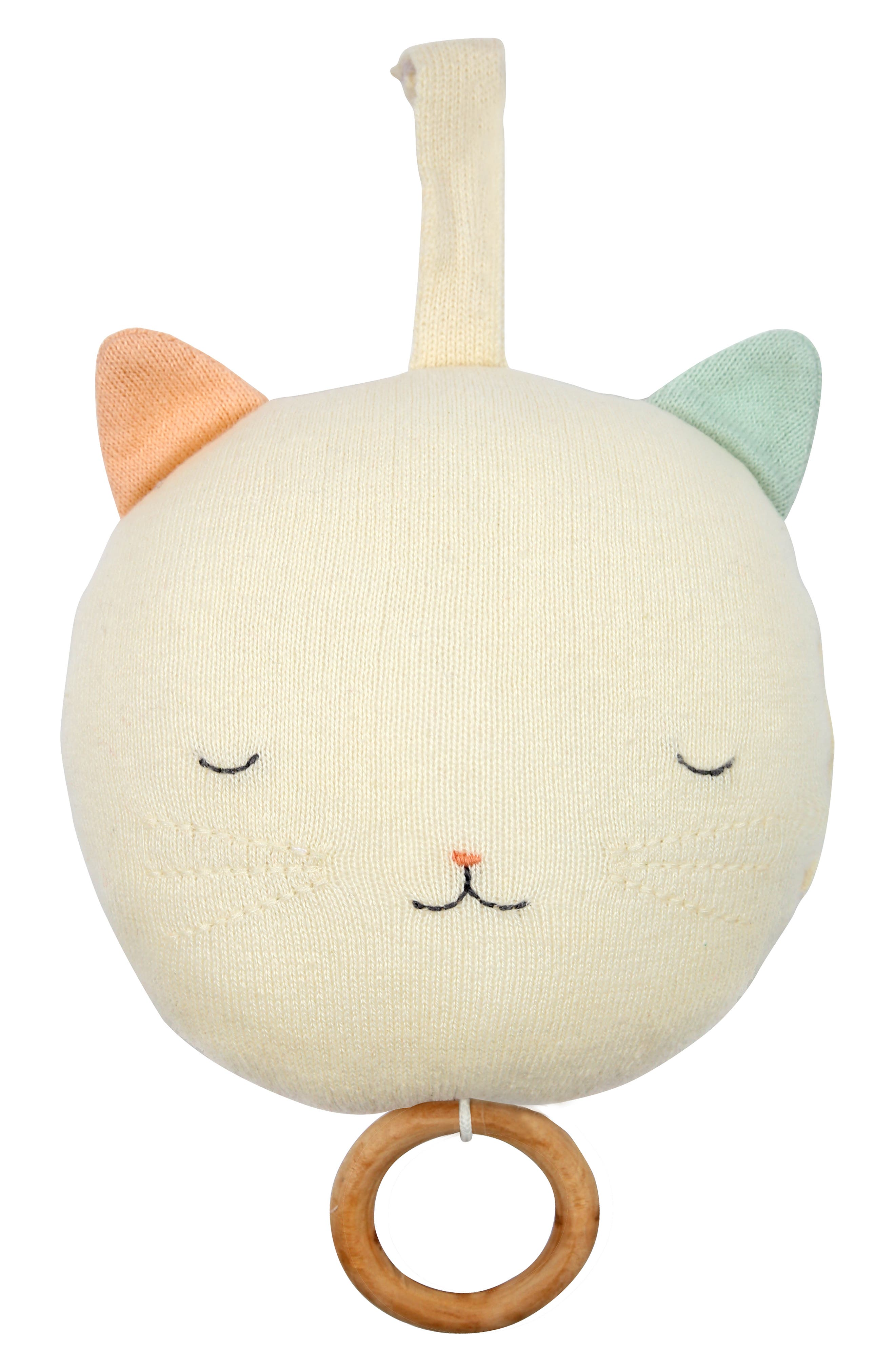 Musical Cat Toy,                         Main,                         color, MULTI