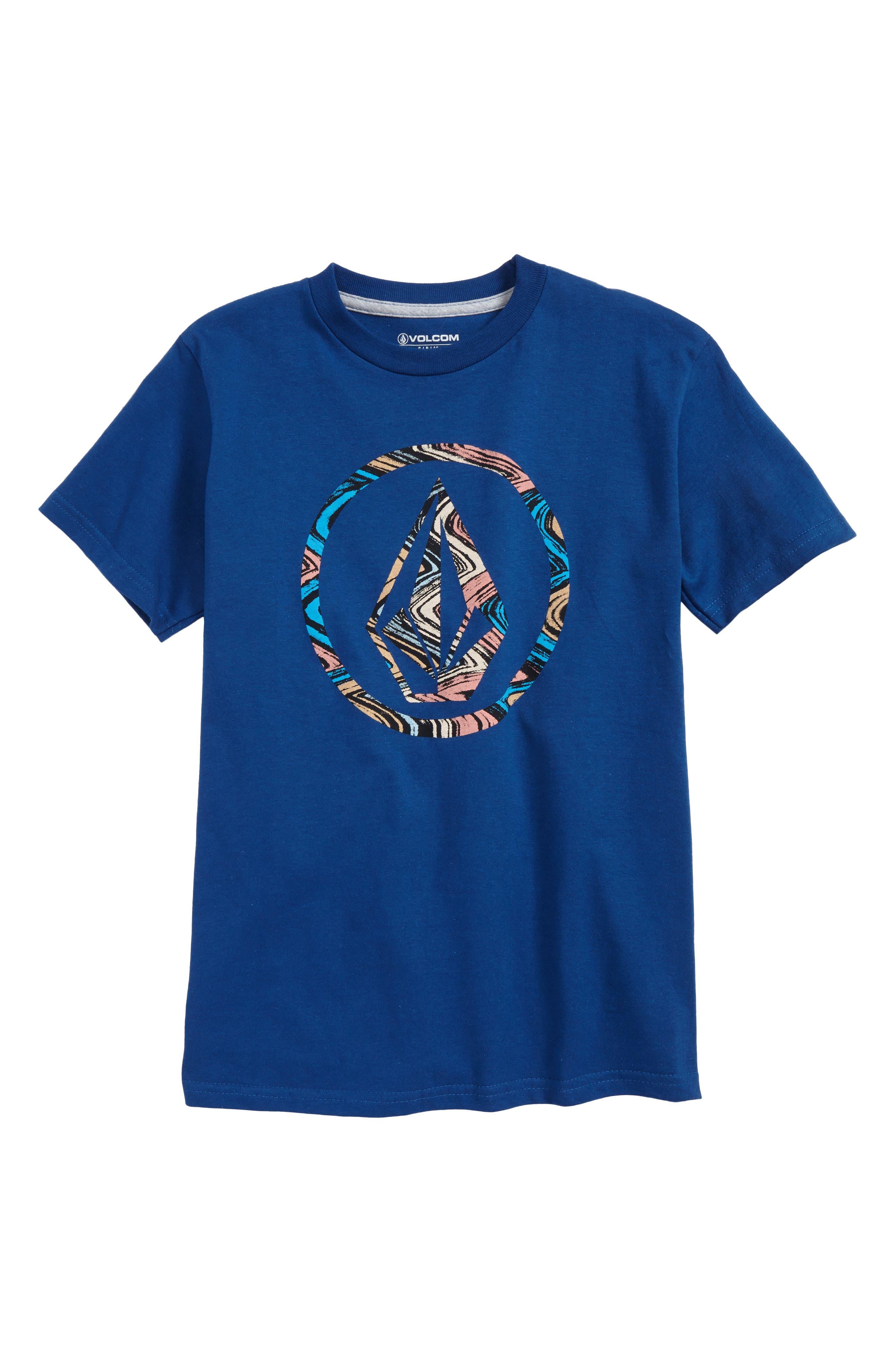 Lo-Fi Stone Graphic T-Shirt,                             Main thumbnail 2, color,