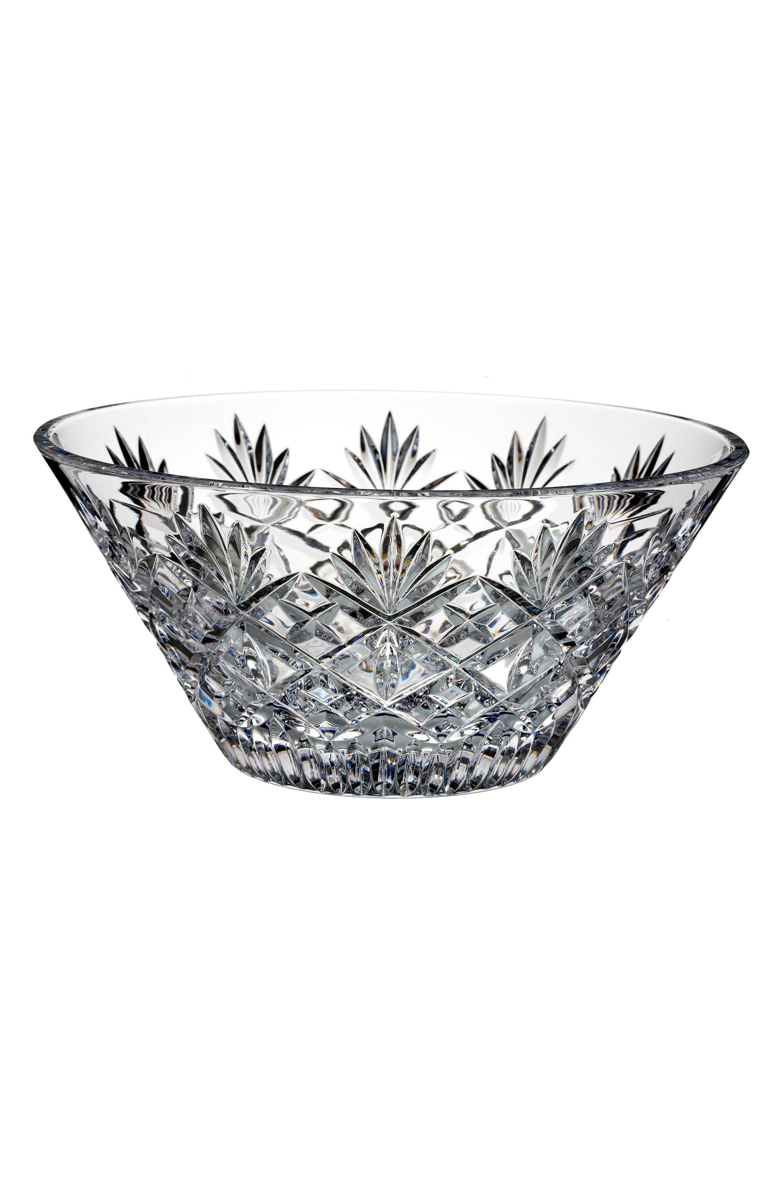 Northbridge Lead Crystal Bowl,                             Alternate thumbnail 2, color,                             100