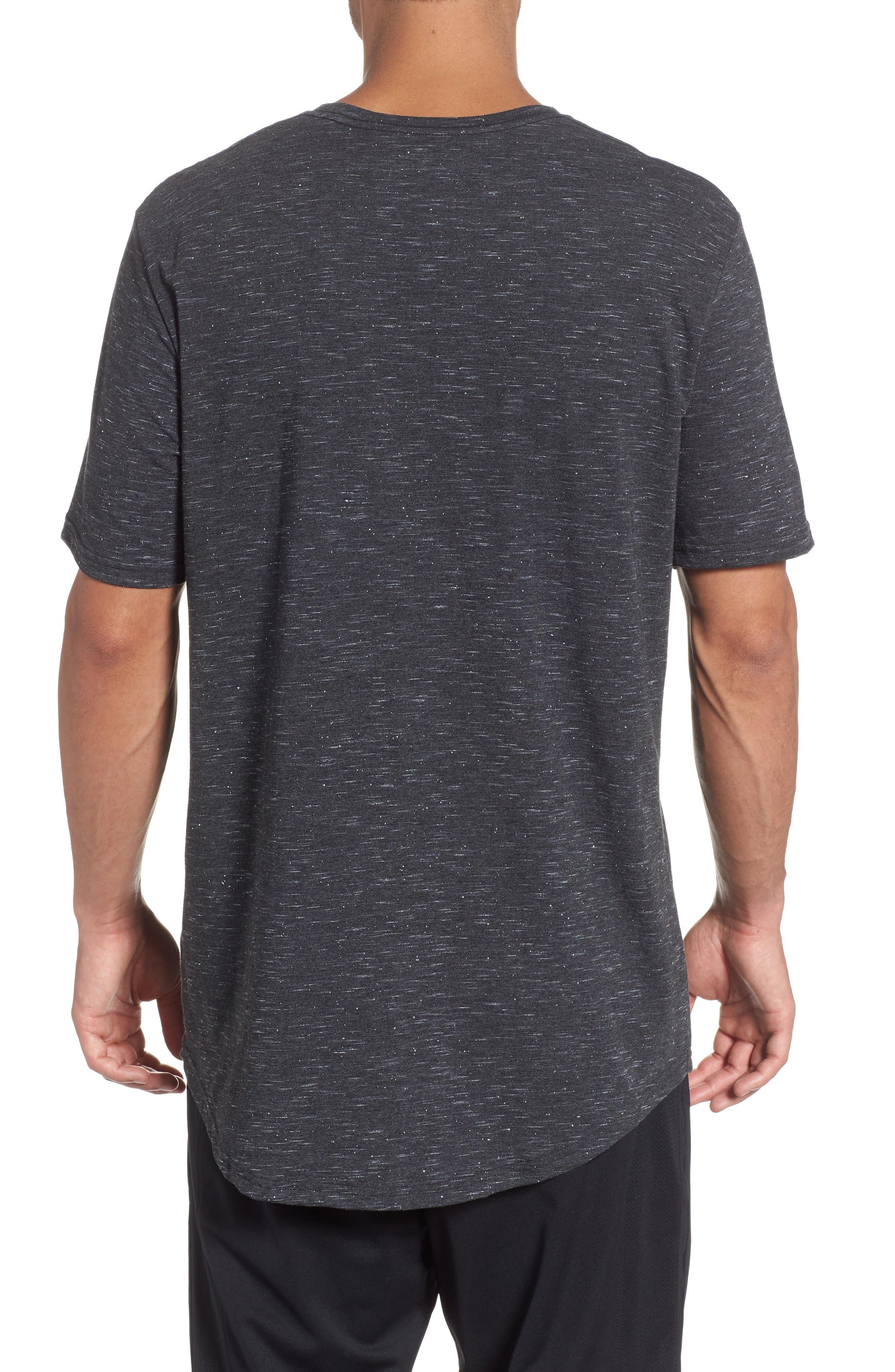 Sportstyle Graphic T-Shirt,                             Alternate thumbnail 2, color,                             BLACK