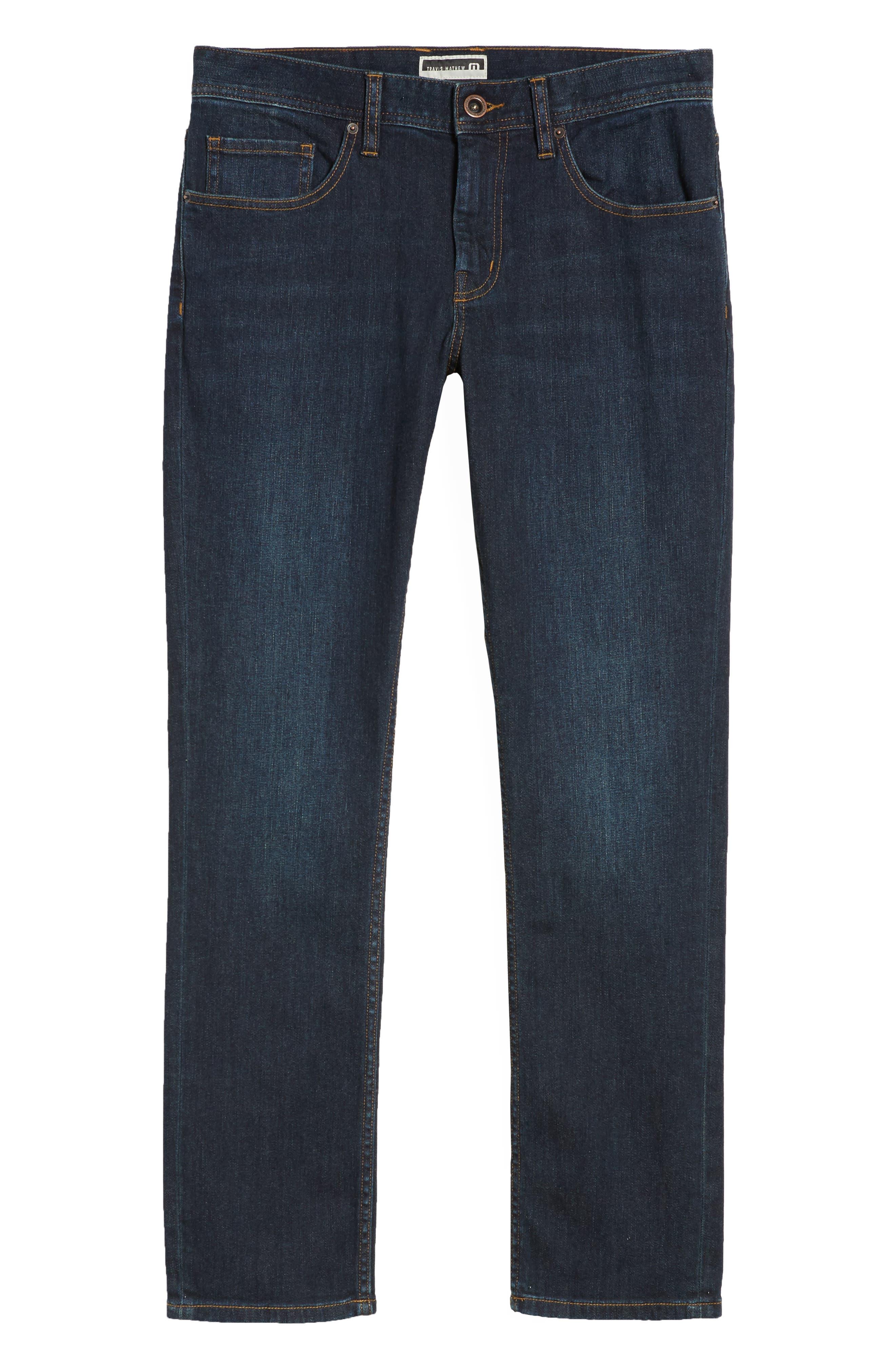 The Standard Regular Fit Straight Leg Jeans,                             Alternate thumbnail 12, color,