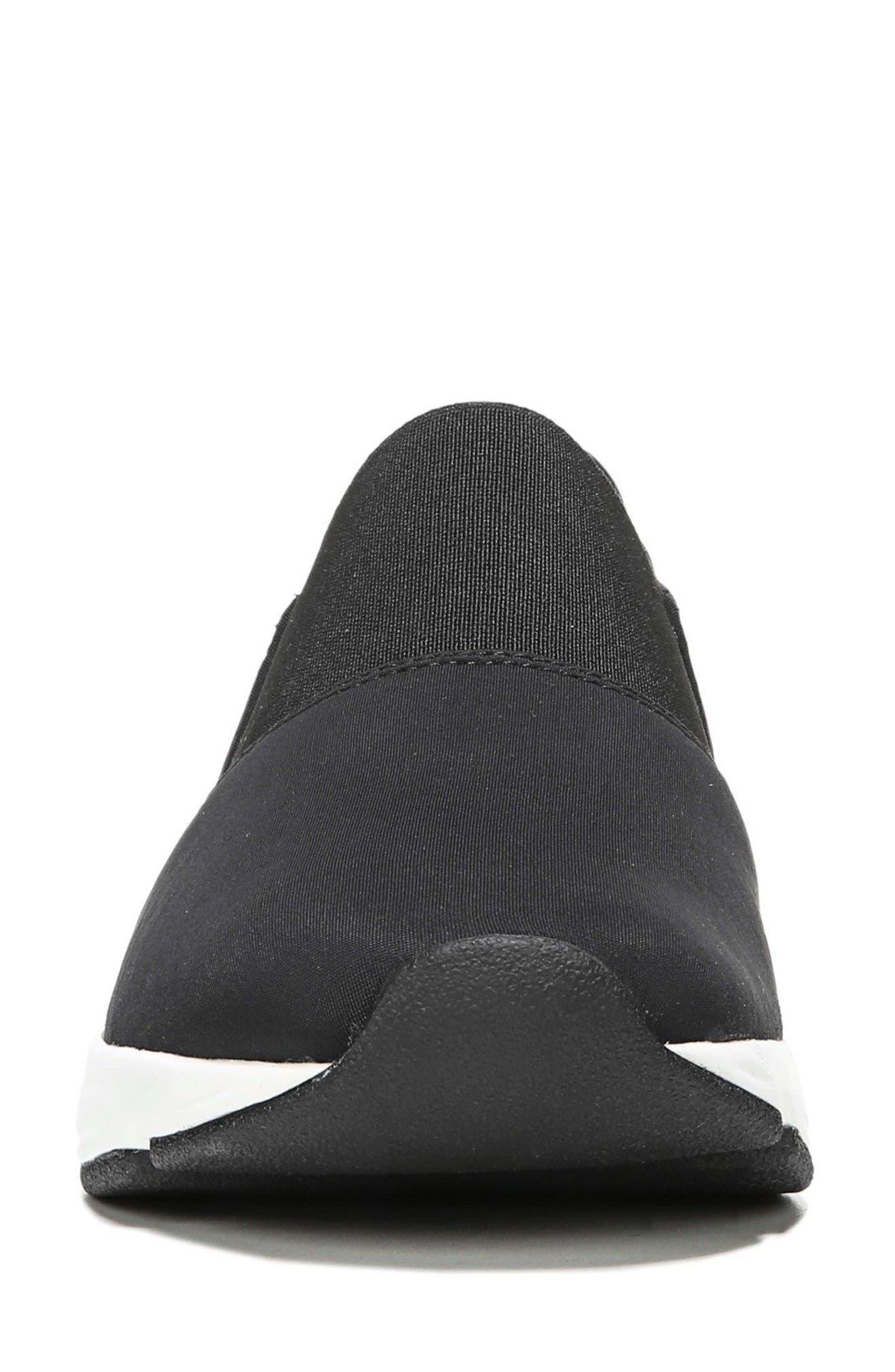 Truscott Slip-On Sneaker,                             Alternate thumbnail 4, color,                             001