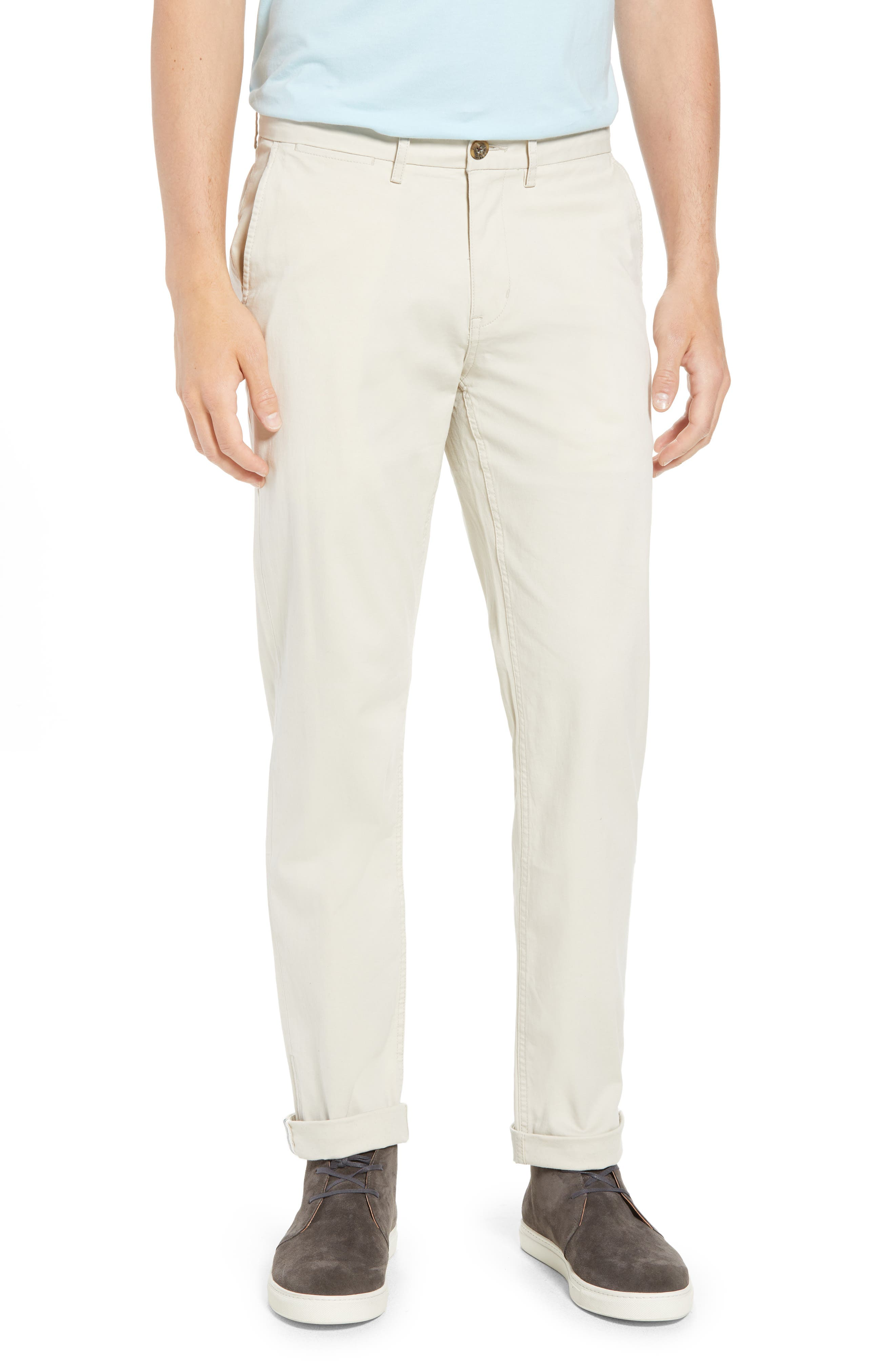 Slim Fit Stretch Chinos,                         Main,                         color, 270