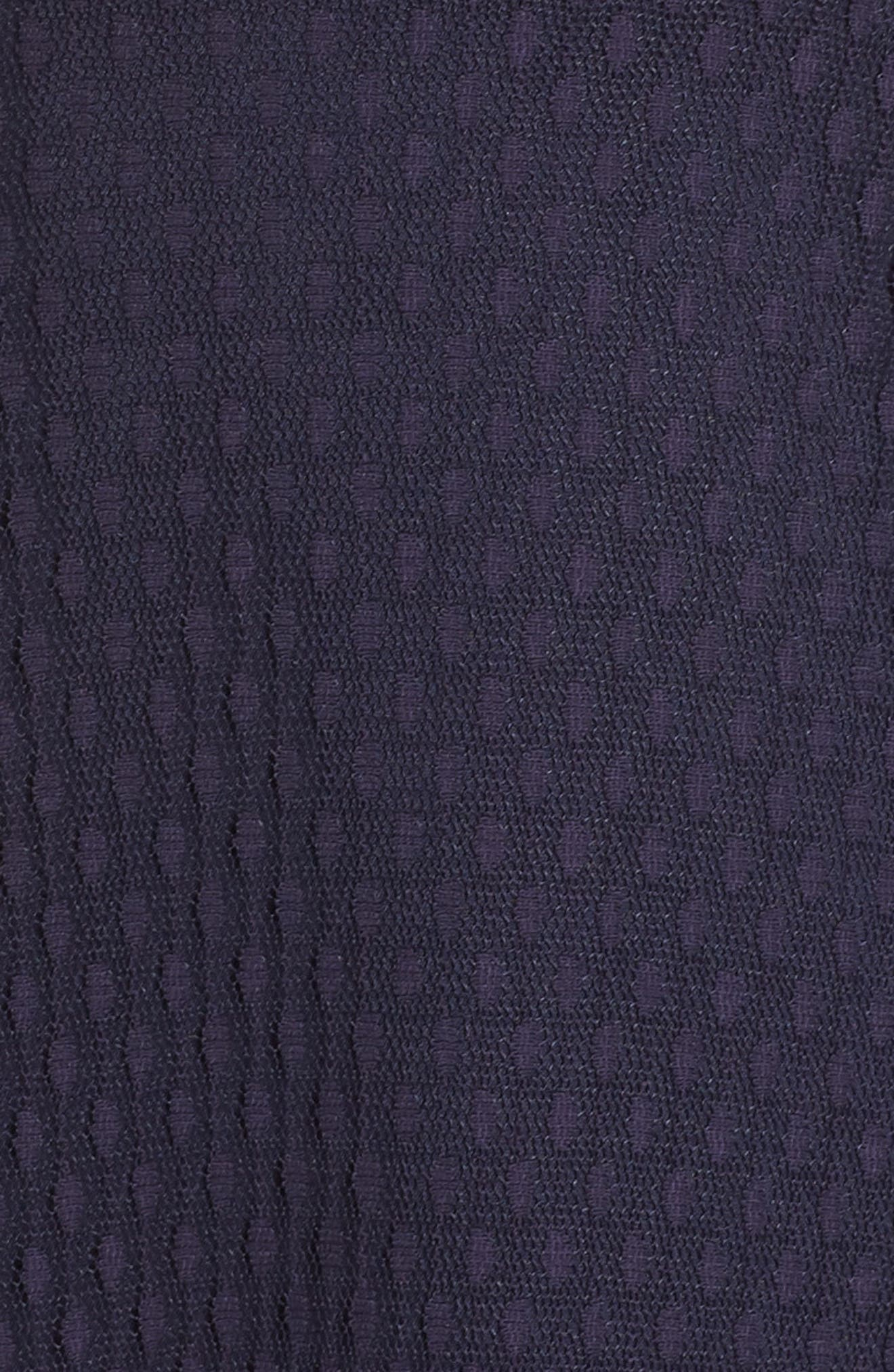 Gloria Lace Midi Dress,                             Alternate thumbnail 6, color,                             410