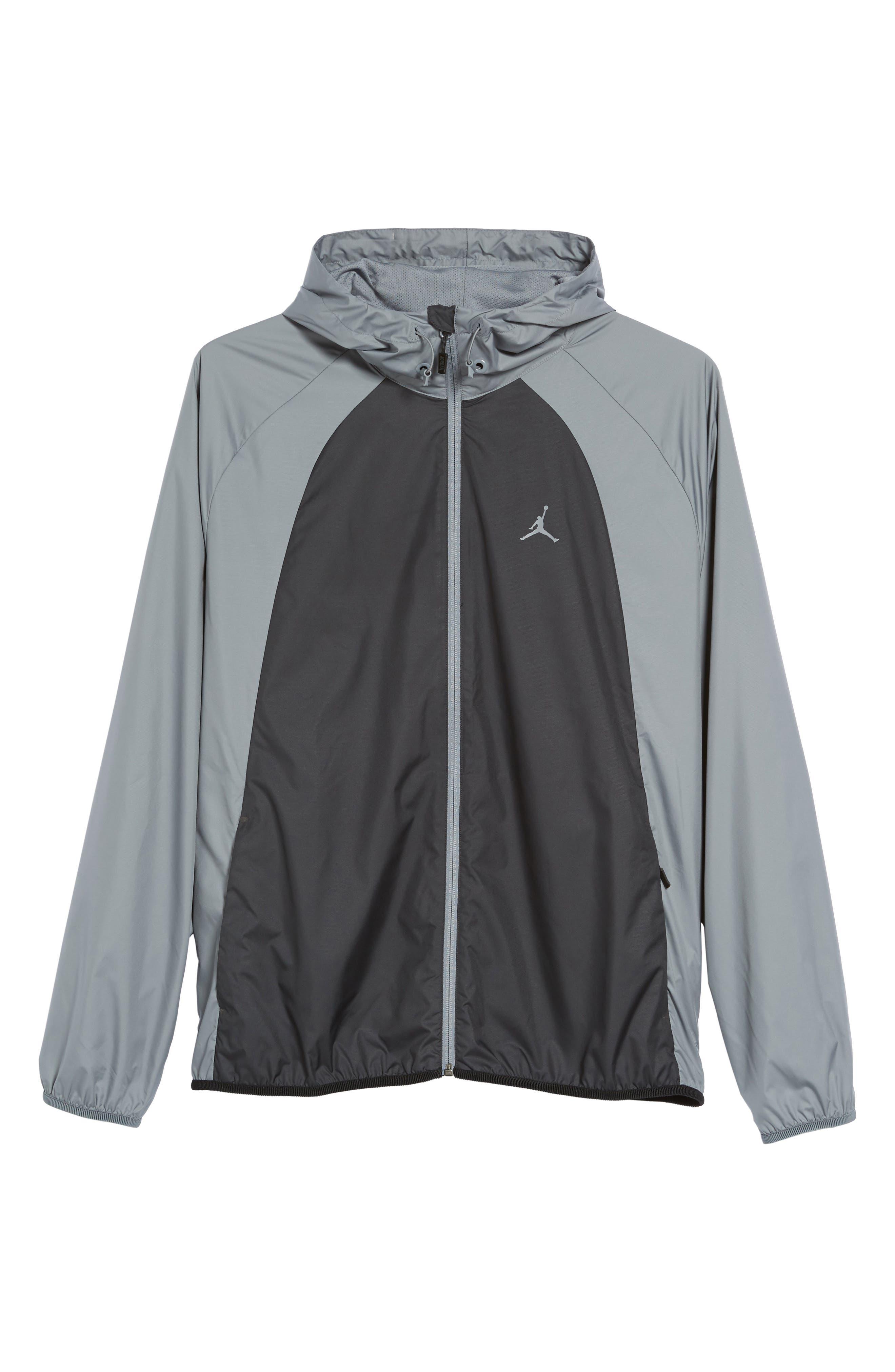 Sportswear Wings Windbreaker Jacket,                             Alternate thumbnail 14, color,