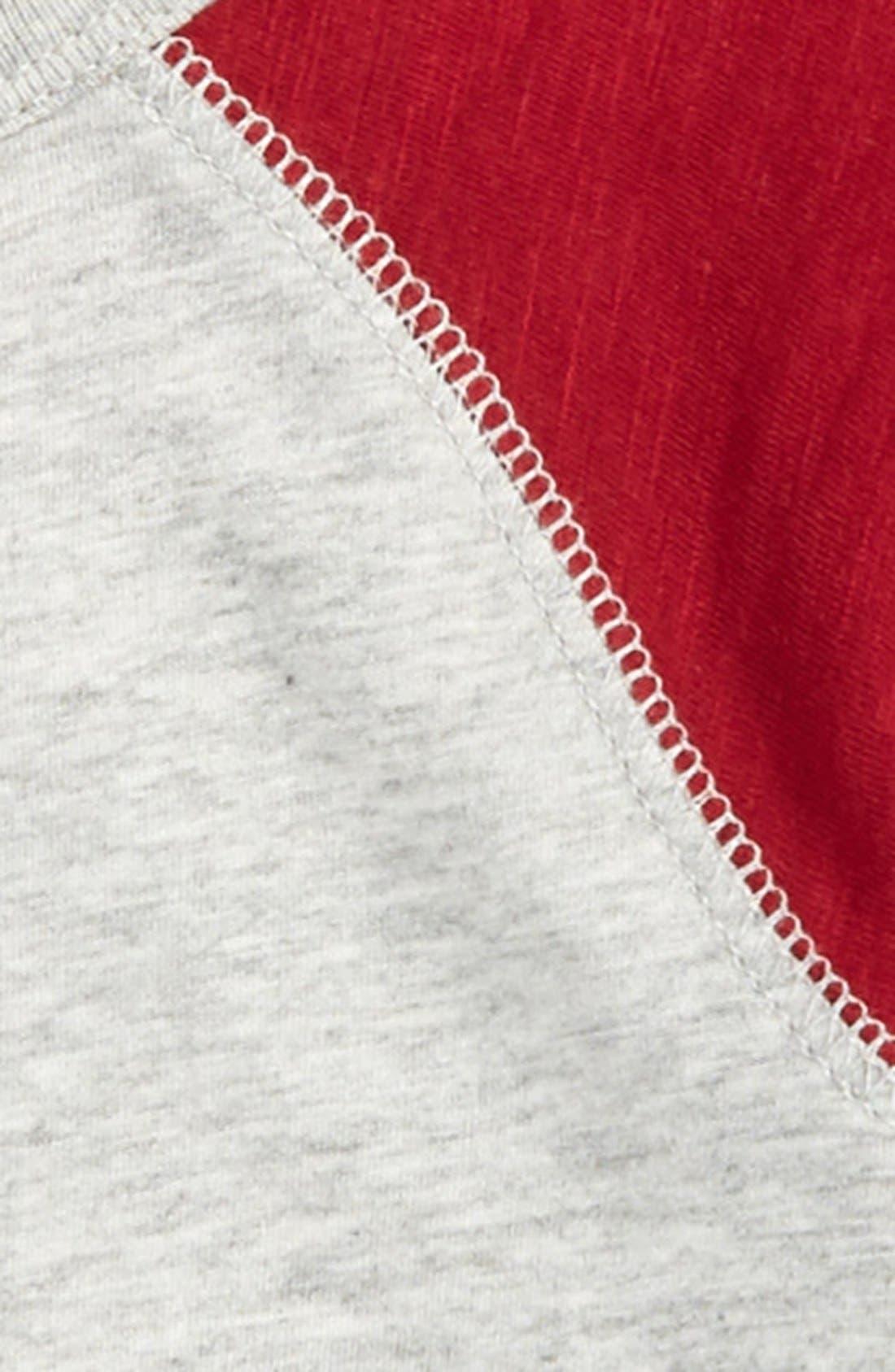 Slub Knit T-Shirt,                             Alternate thumbnail 2, color,                             031
