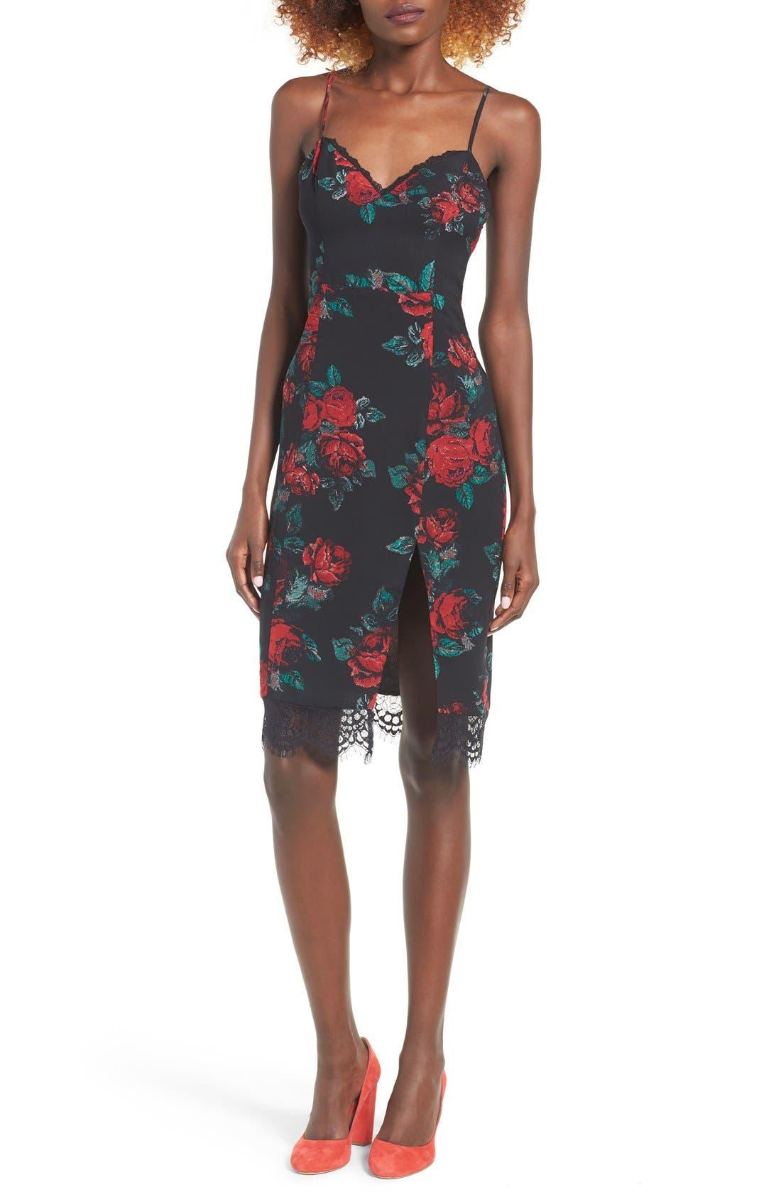 Honeymoon Dress, Main, color, 690