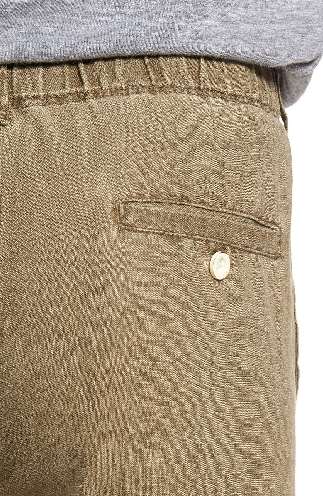 'New Linen on the Beach' Easy Fit Pants,                             Alternate thumbnail 19, color,