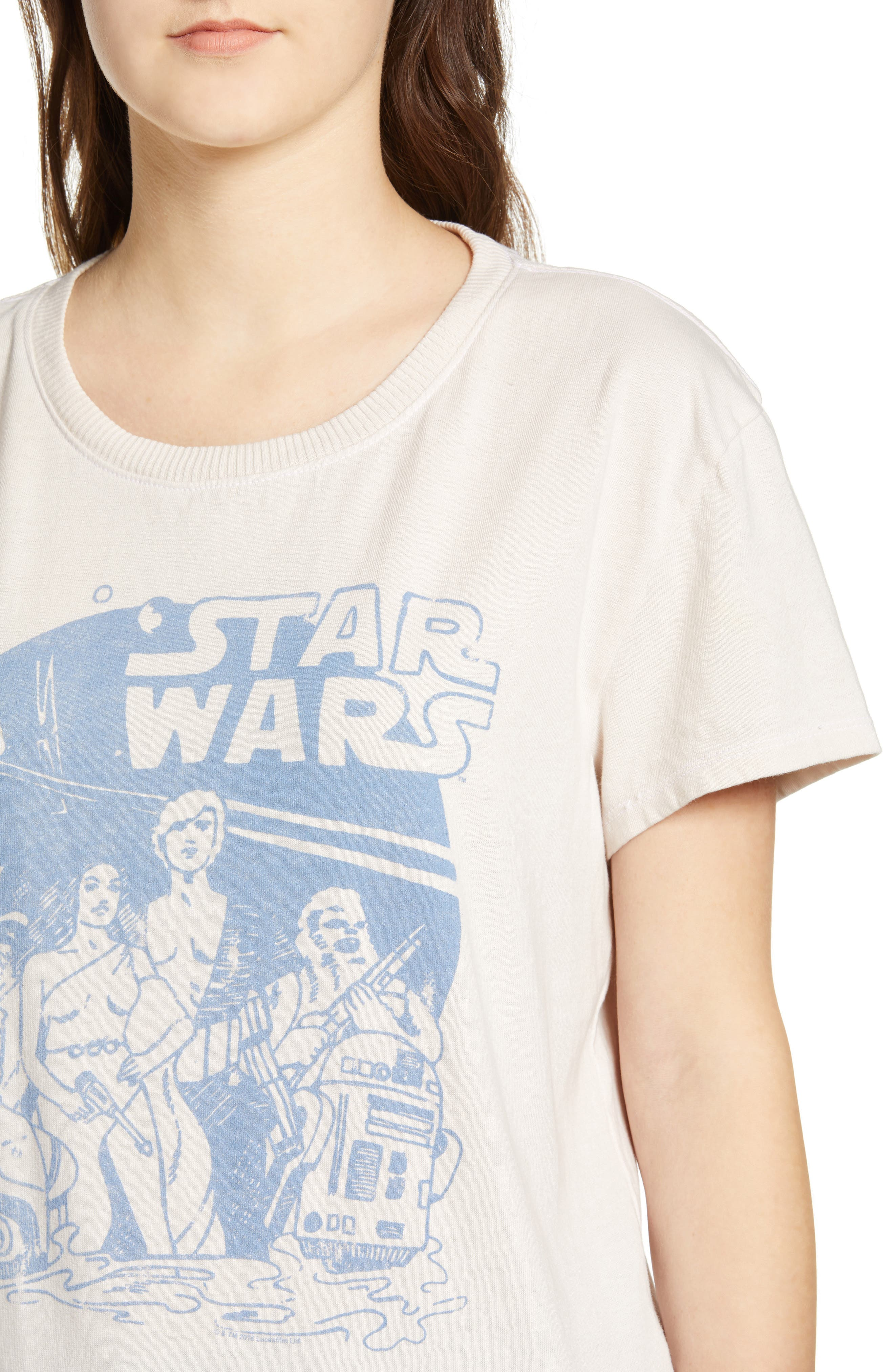 Star Wars<sup>™</sup> Classic Tee,                             Alternate thumbnail 4, color,                             174
